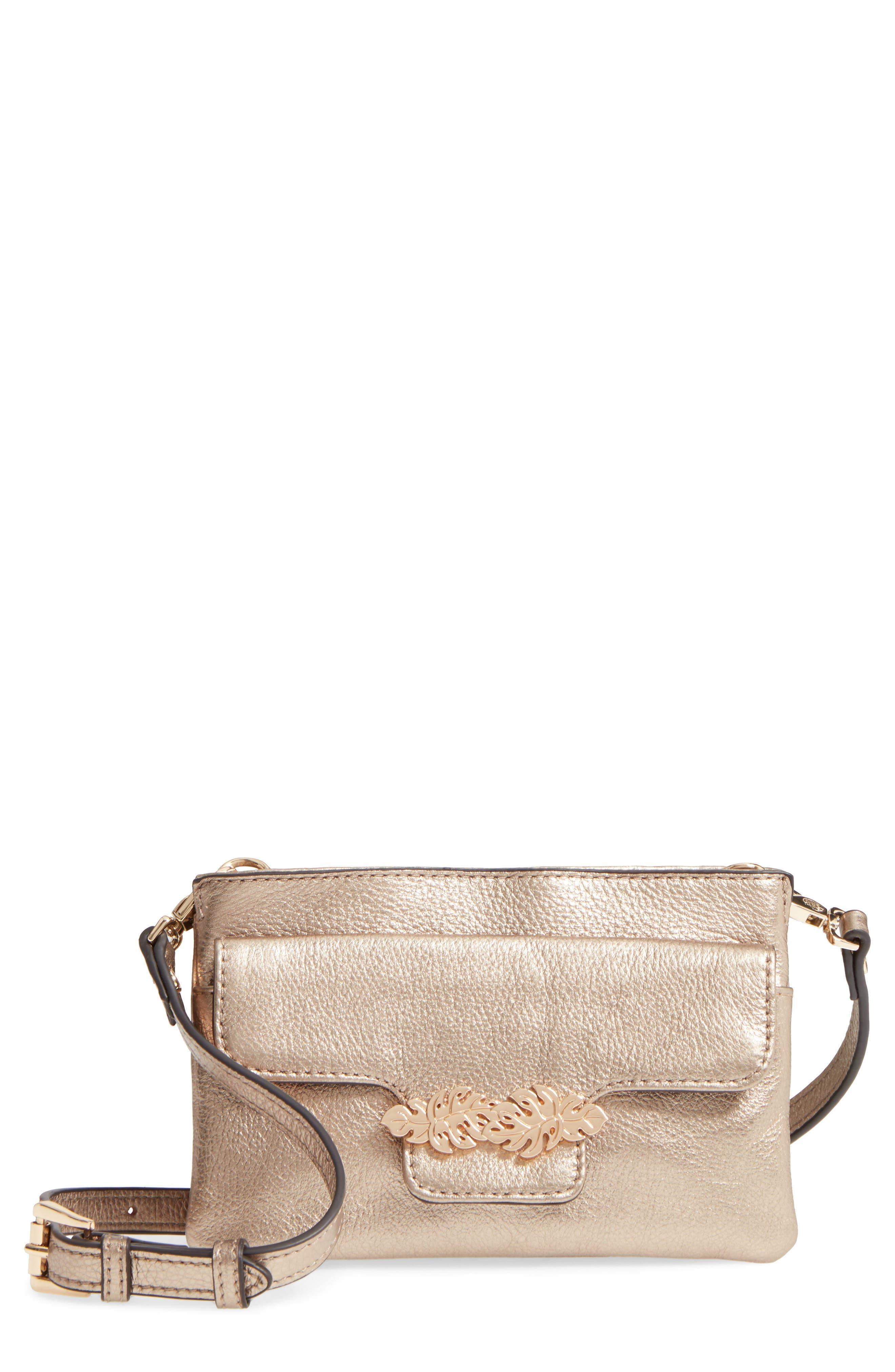 Katerini Leather Crossbody Wallet,                             Main thumbnail 2, color,