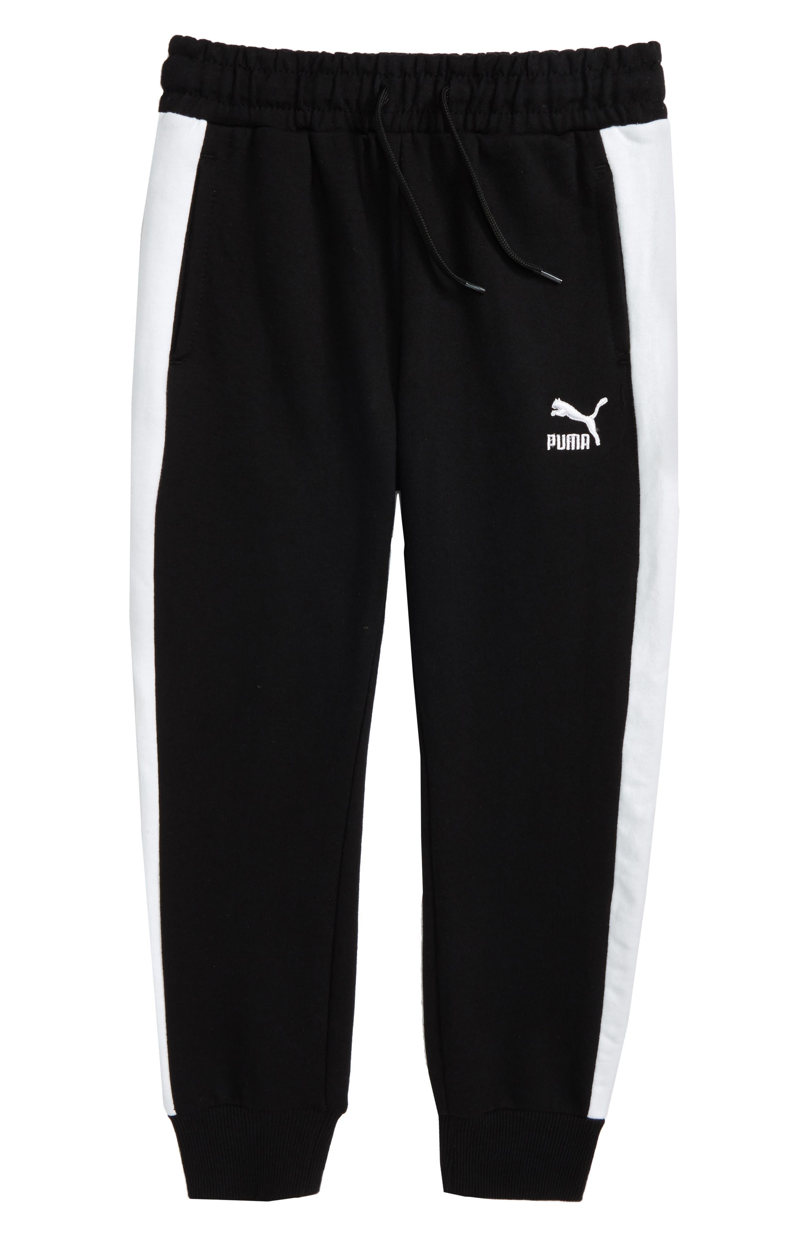 Archive Logo T7 Sweatpants,                         Main,                         color, 001