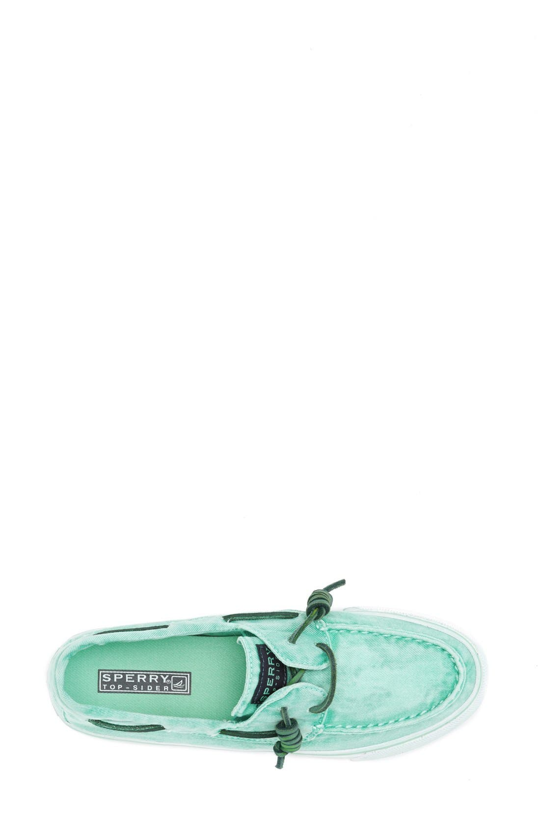 Top-Sider<sup>®</sup> 'Bahama' Sequined Boat Shoe,                             Alternate thumbnail 140, color,