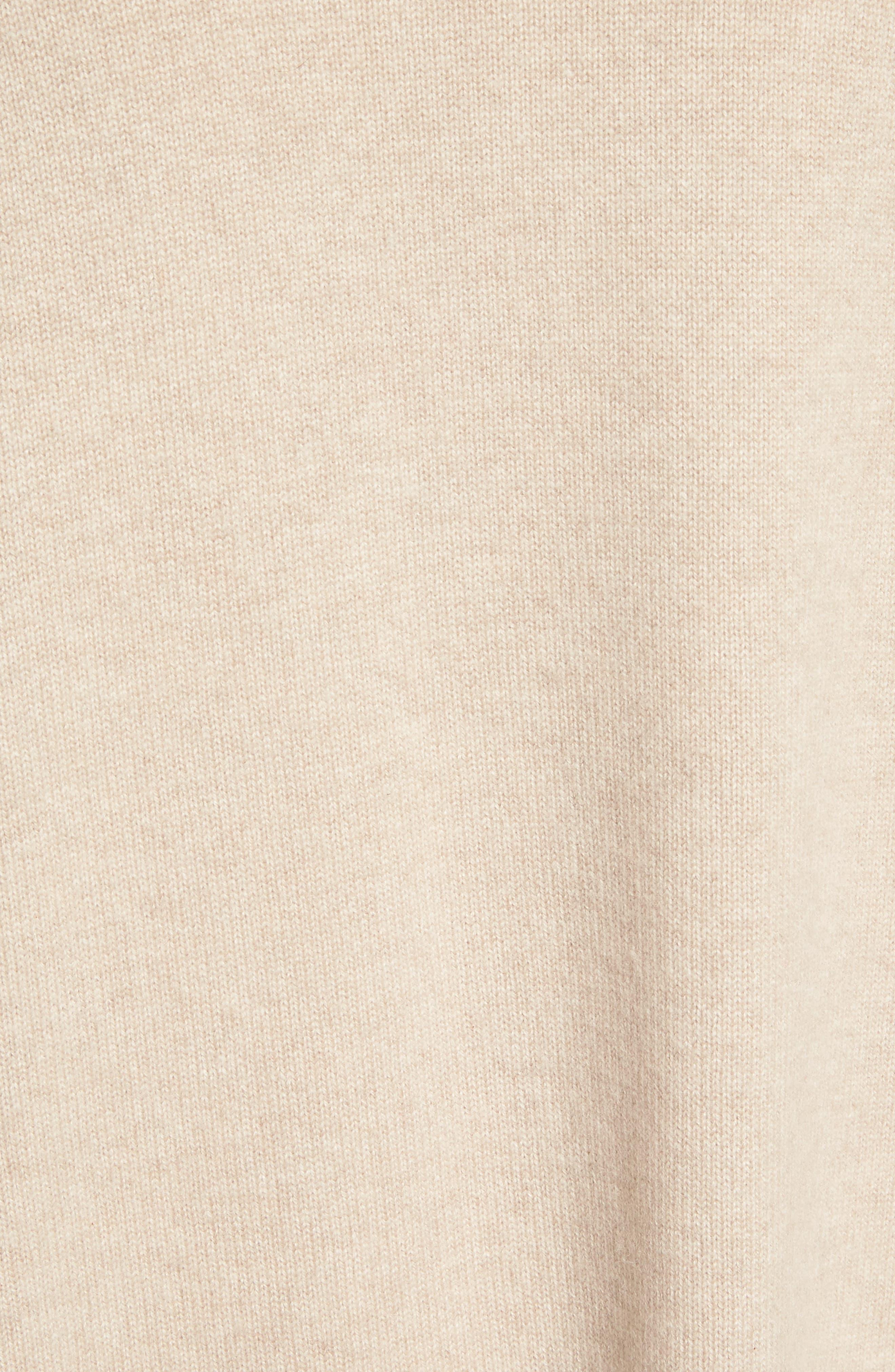 Long Cashmere Cardigan,                             Alternate thumbnail 5, color,                             233