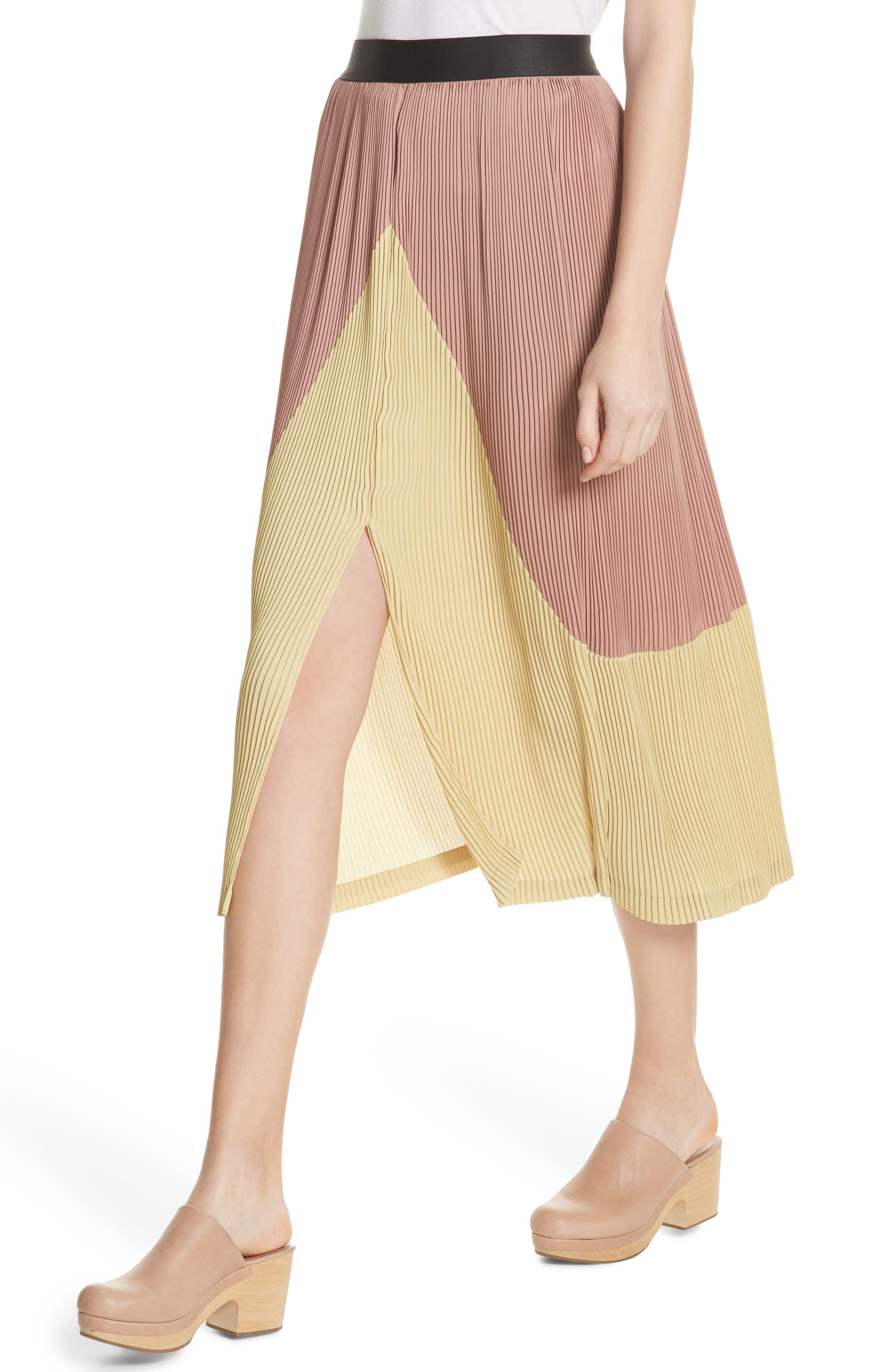 Ballista Midi Skirt,                             Alternate thumbnail 8, color,