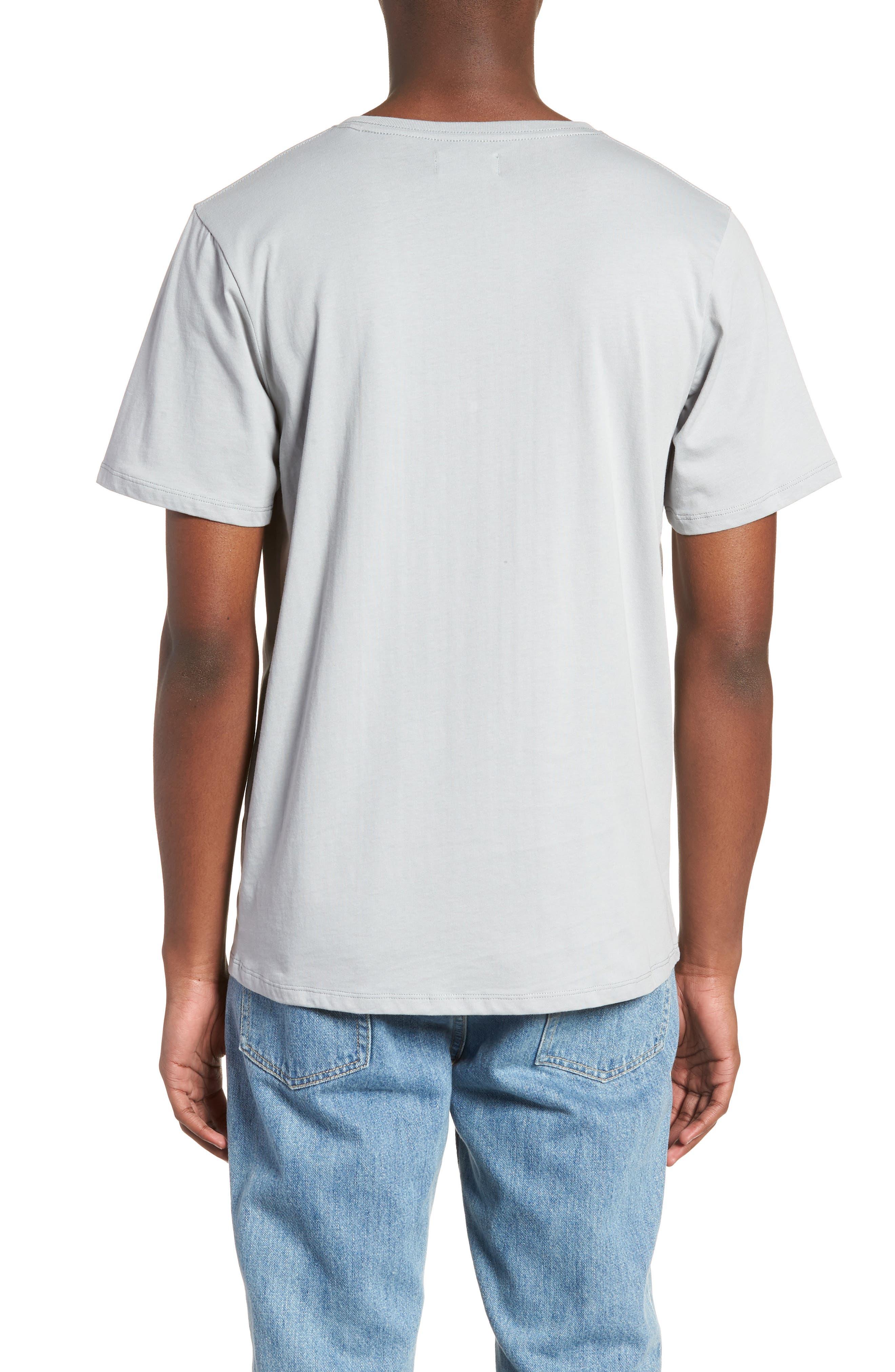 Embroidered Slash T-Shirt,                             Alternate thumbnail 3, color,