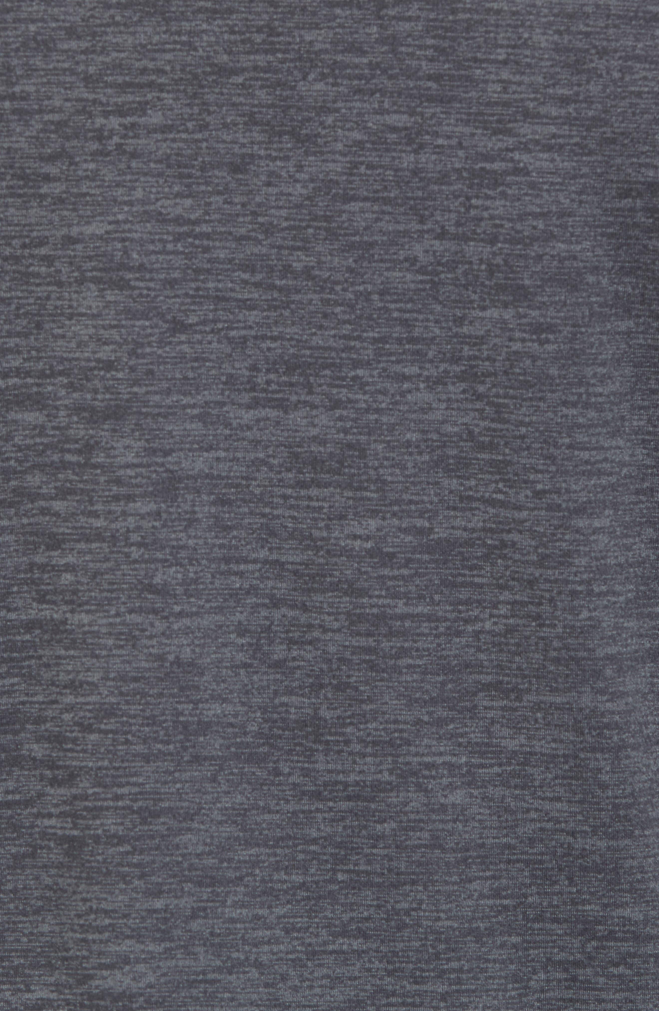 Larosite Athletic Fit T-Shirt,                             Alternate thumbnail 5, color,                             GREY EBONY MELANGE