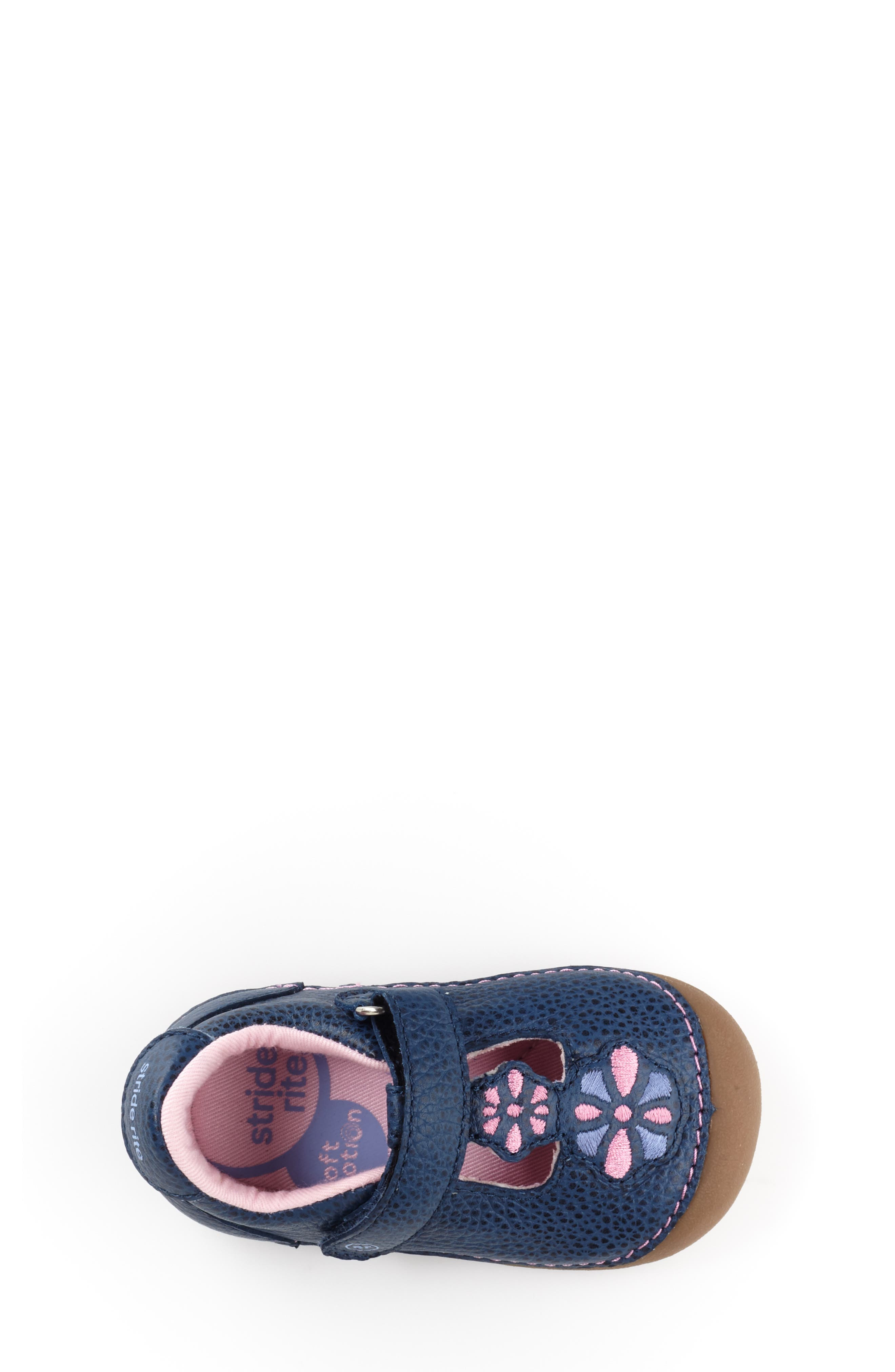 Soft Motion<sup>™</sup> Kelly Sneaker,                             Alternate thumbnail 4, color,                             NAVY