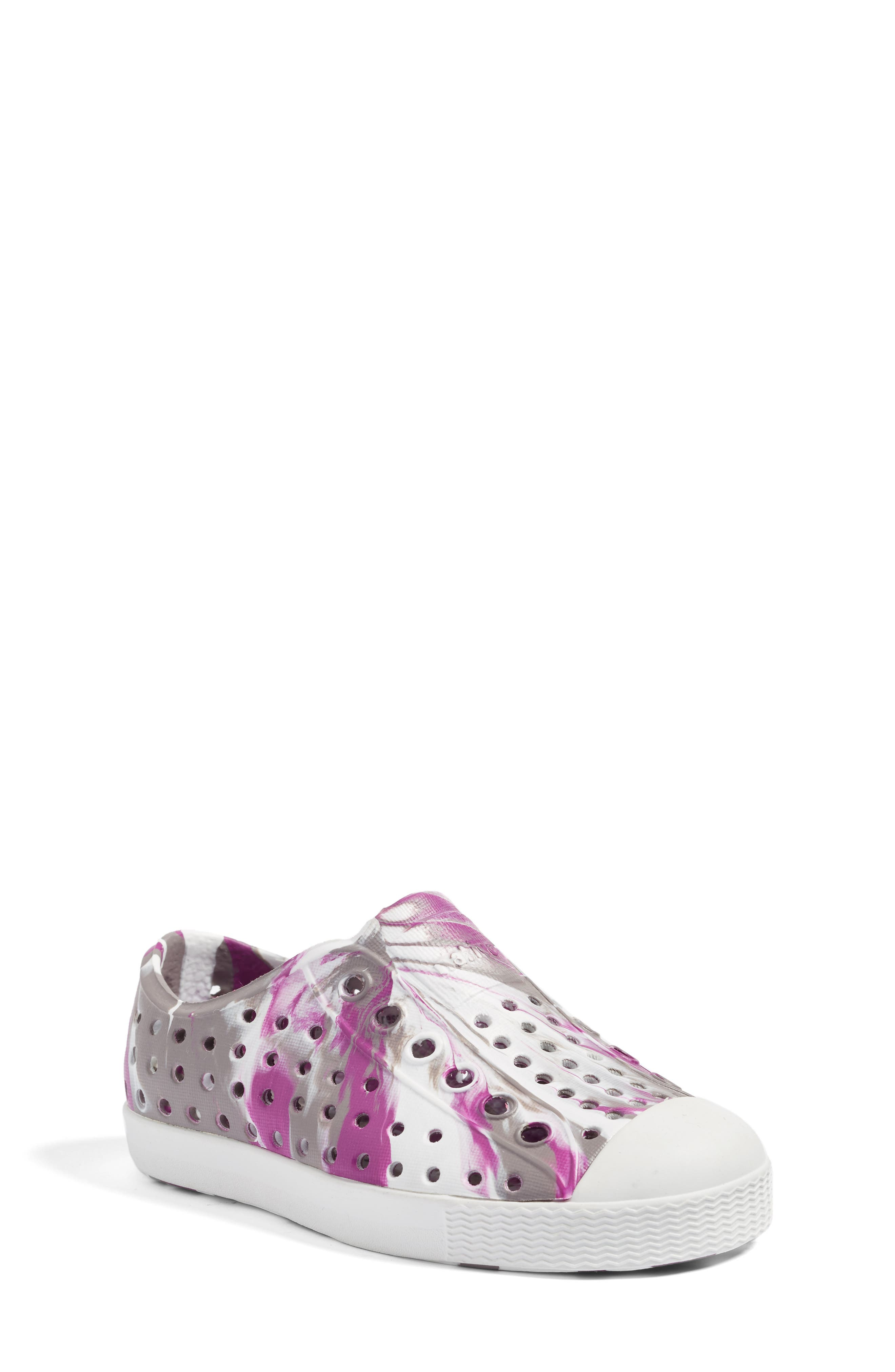 Jefferson - Marbled Perforated Slip-On,                             Main thumbnail 20, color,
