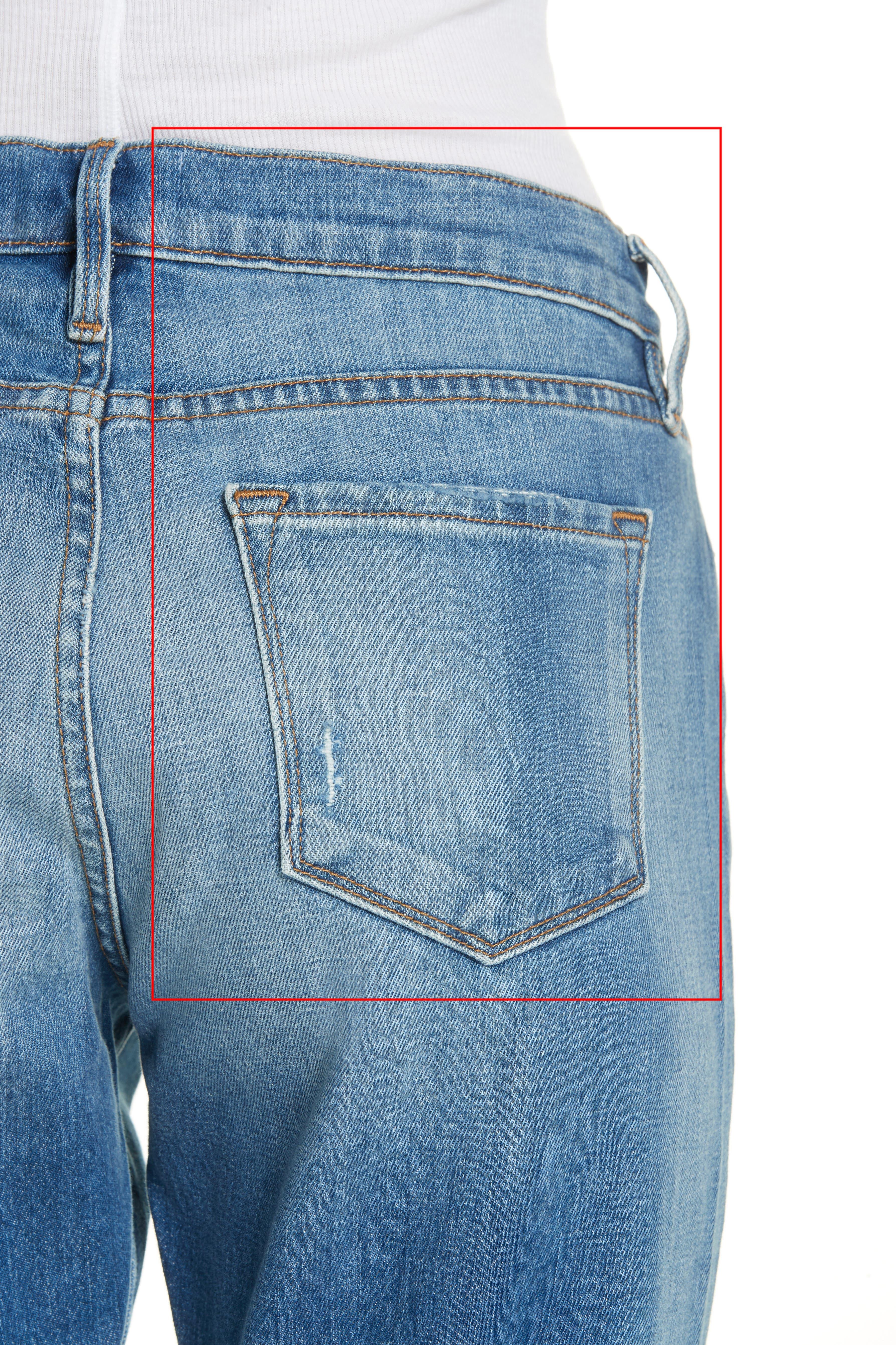 501<sup>™</sup> Slim Fit Jeans,                             Alternate thumbnail 4, color,                             SINGLE PAYER WARP