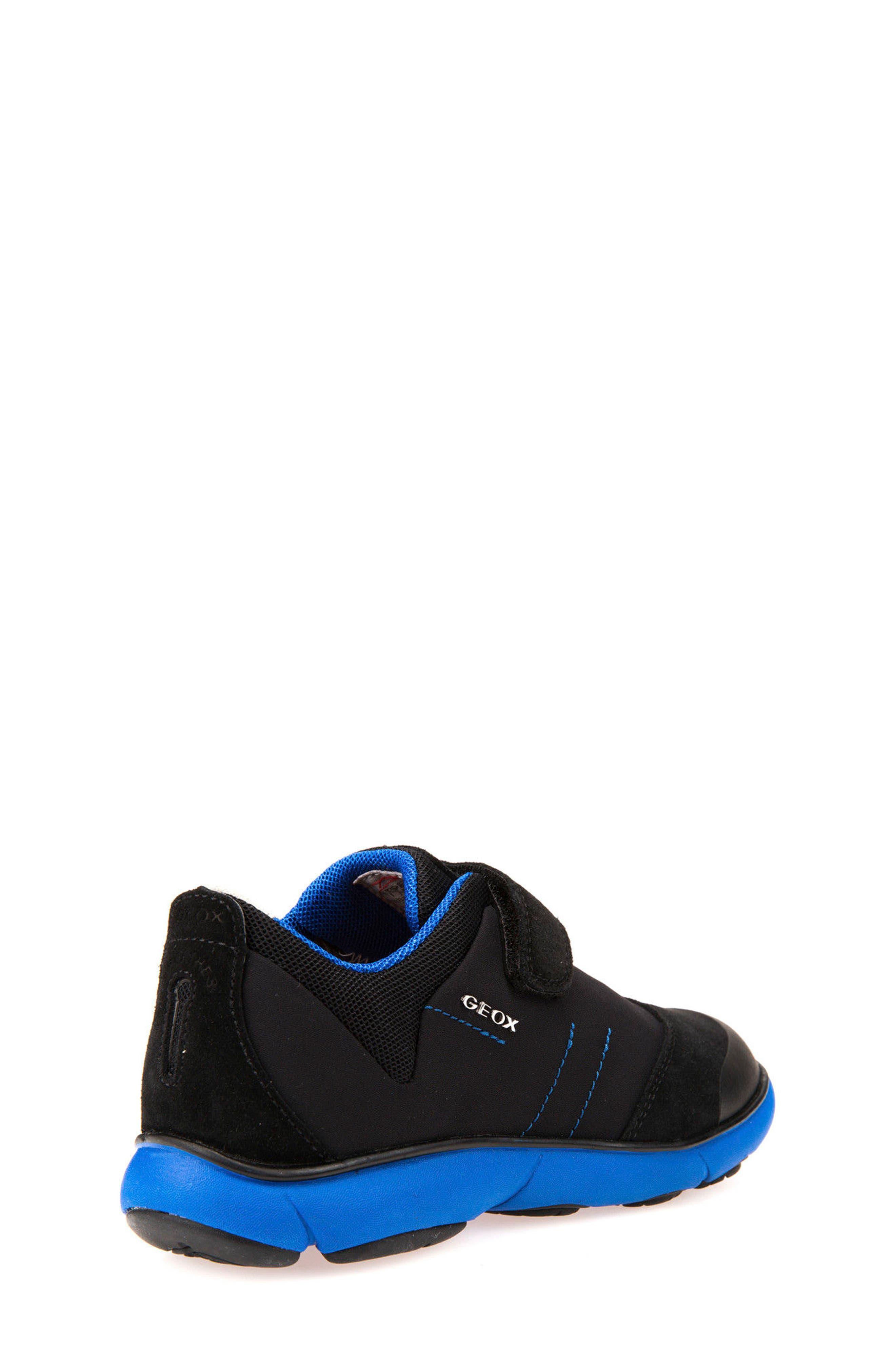 GEOX,                             Nebula Low Top Sneaker,                             Alternate thumbnail 2, color,                             009