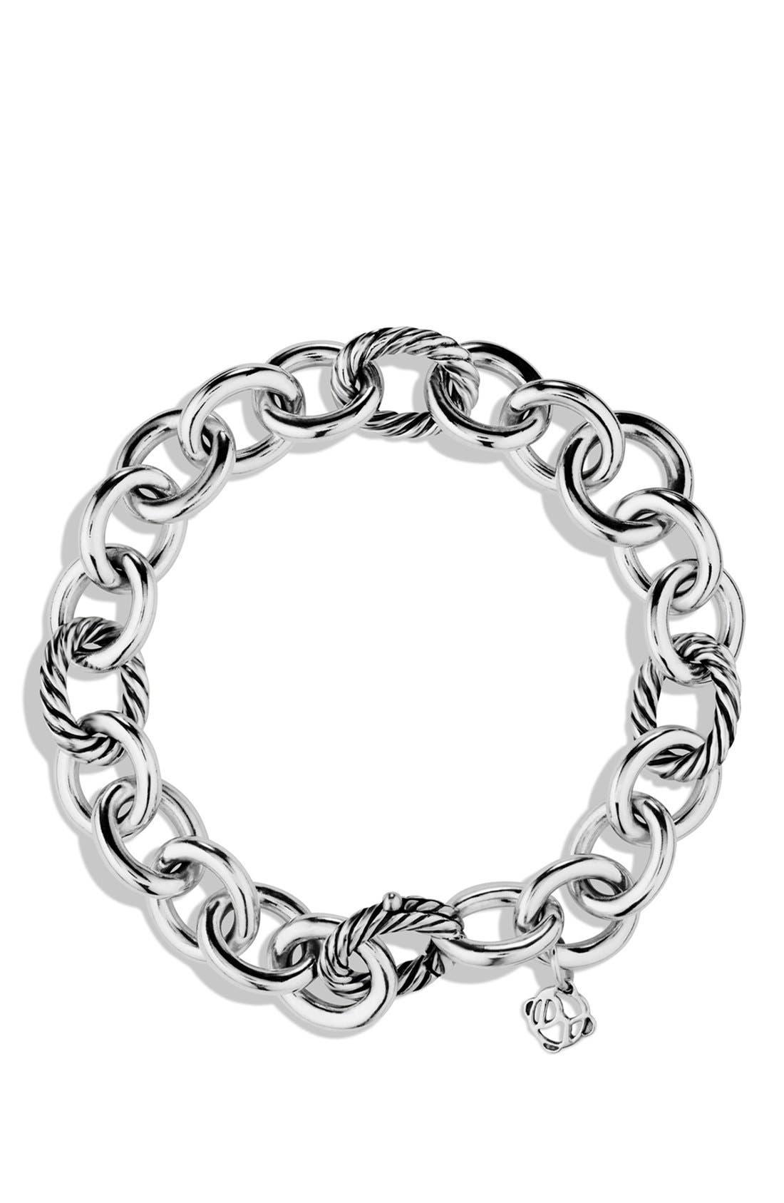 'Oval' Large Link Bracelet,                             Alternate thumbnail 2, color,                             040