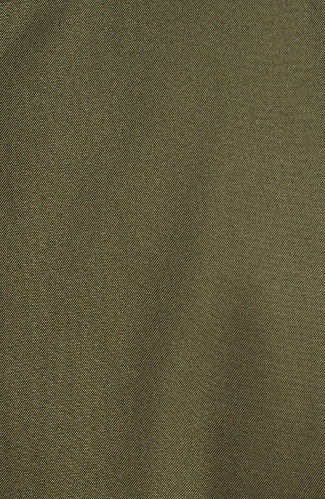 Smartcare<sup>™</sup> Traditional Fit Twill Boat Shirt,                             Alternate thumbnail 143, color,