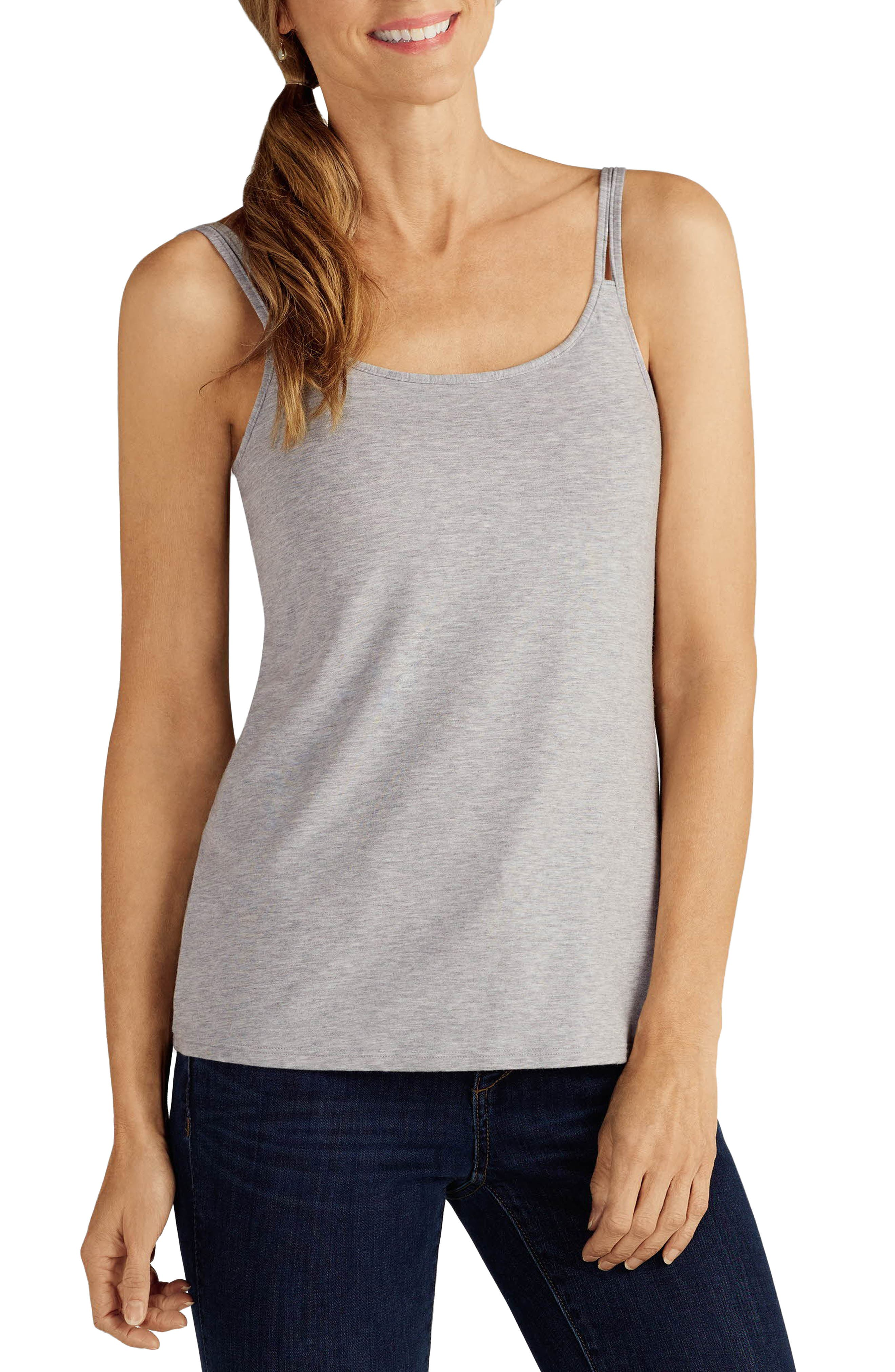 'Valetta' Pocketed Tank,                         Main,                         color,