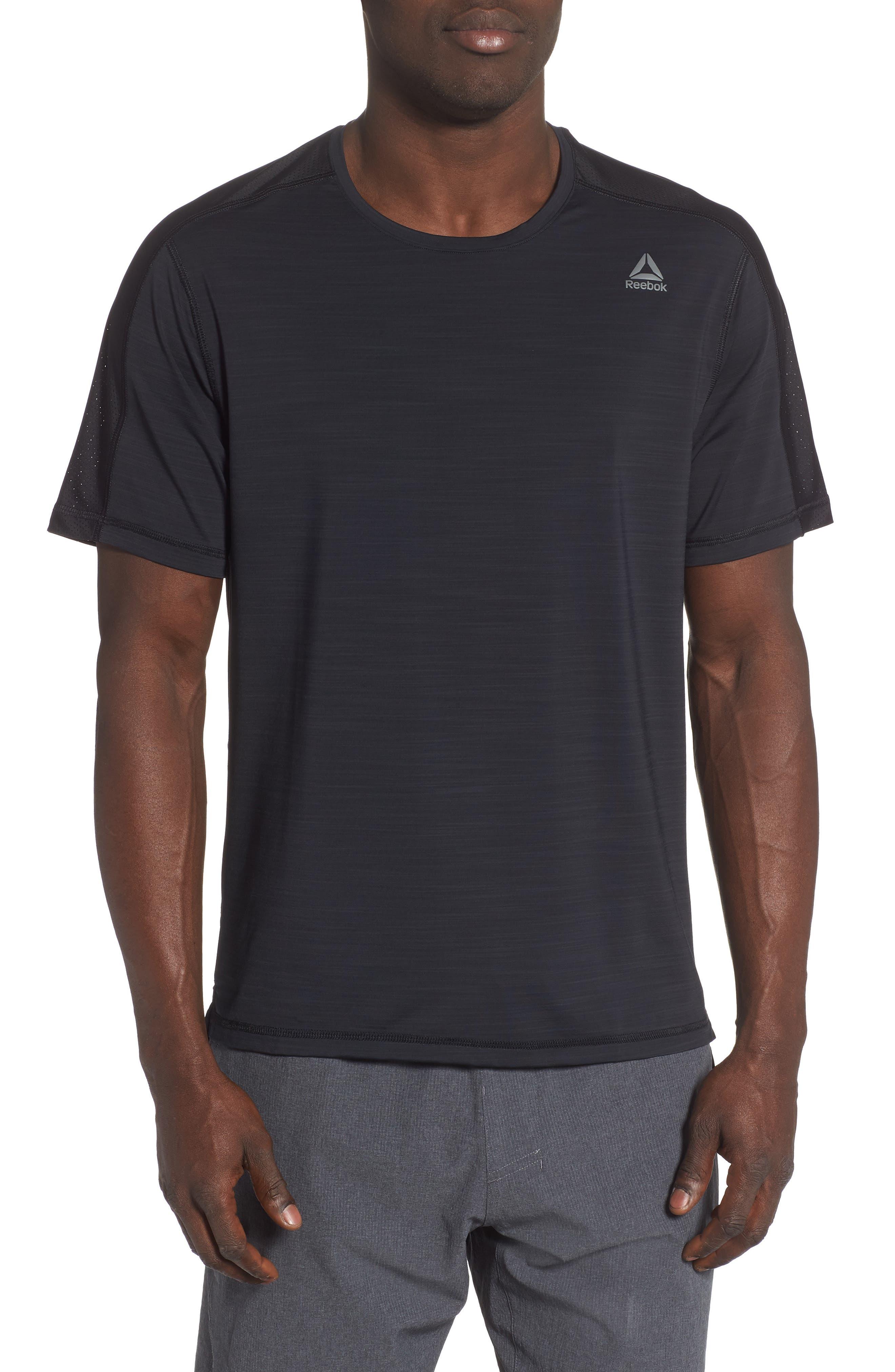 Reebok Ost Activchill Move T-Shirt, Black