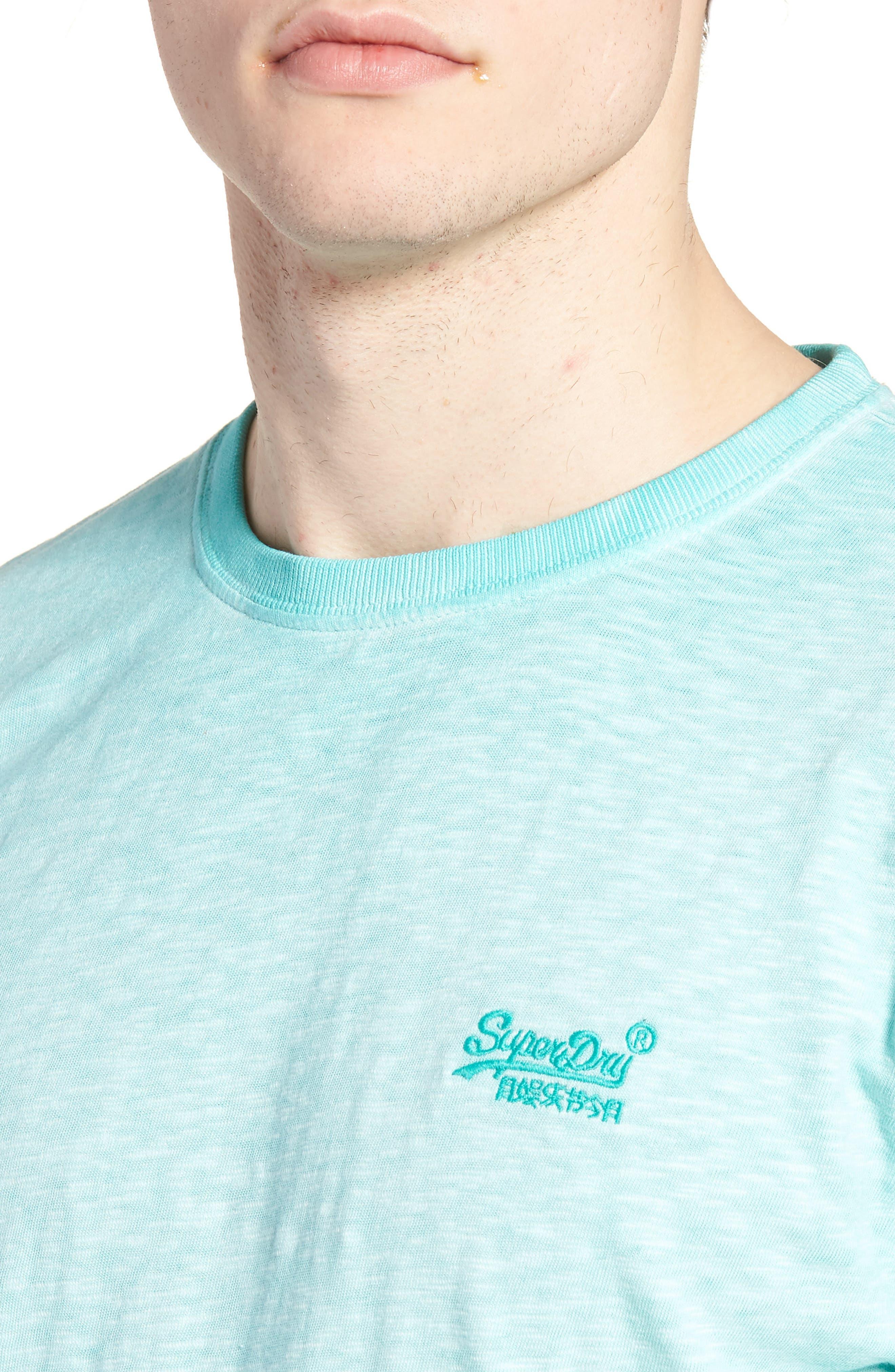 Orange Label Low Roller T-Shirt,                             Alternate thumbnail 18, color,
