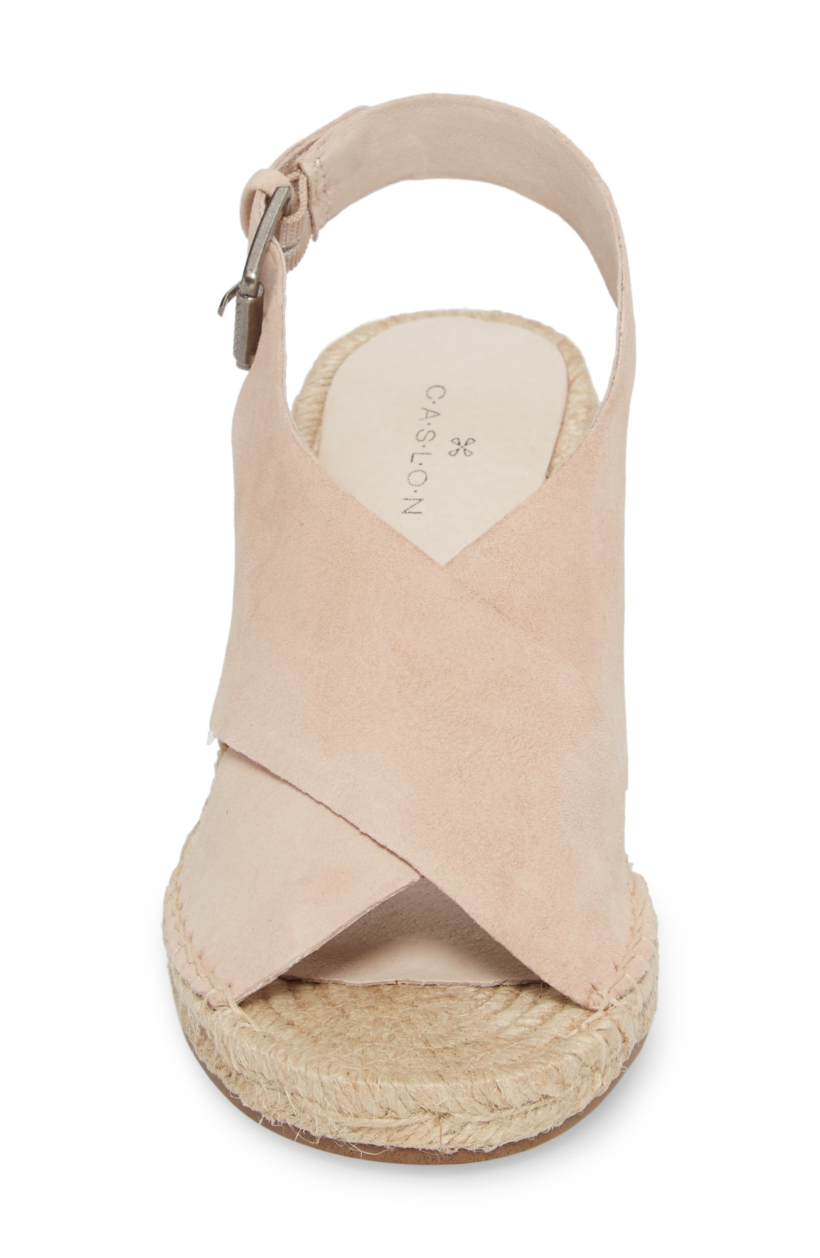 Suri Espadrille Wedge,                             Alternate thumbnail 19, color,