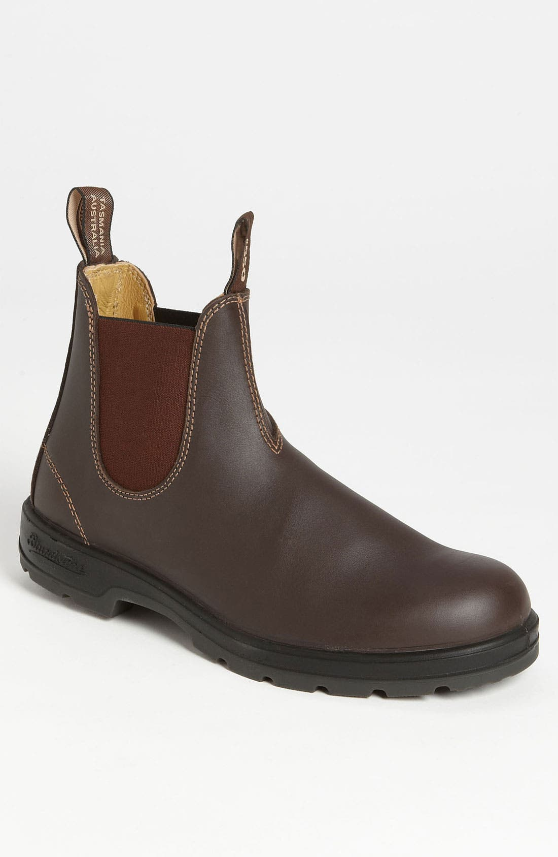 Footwear Chelsea Boot,                             Main thumbnail 1, color,                             WALNUT