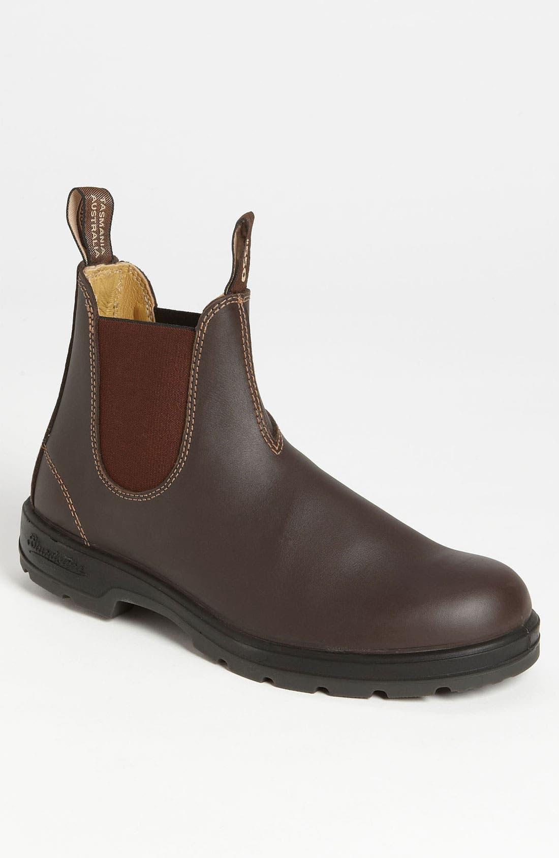 Footwear Chelsea Boot,                         Main,                         color, WALNUT