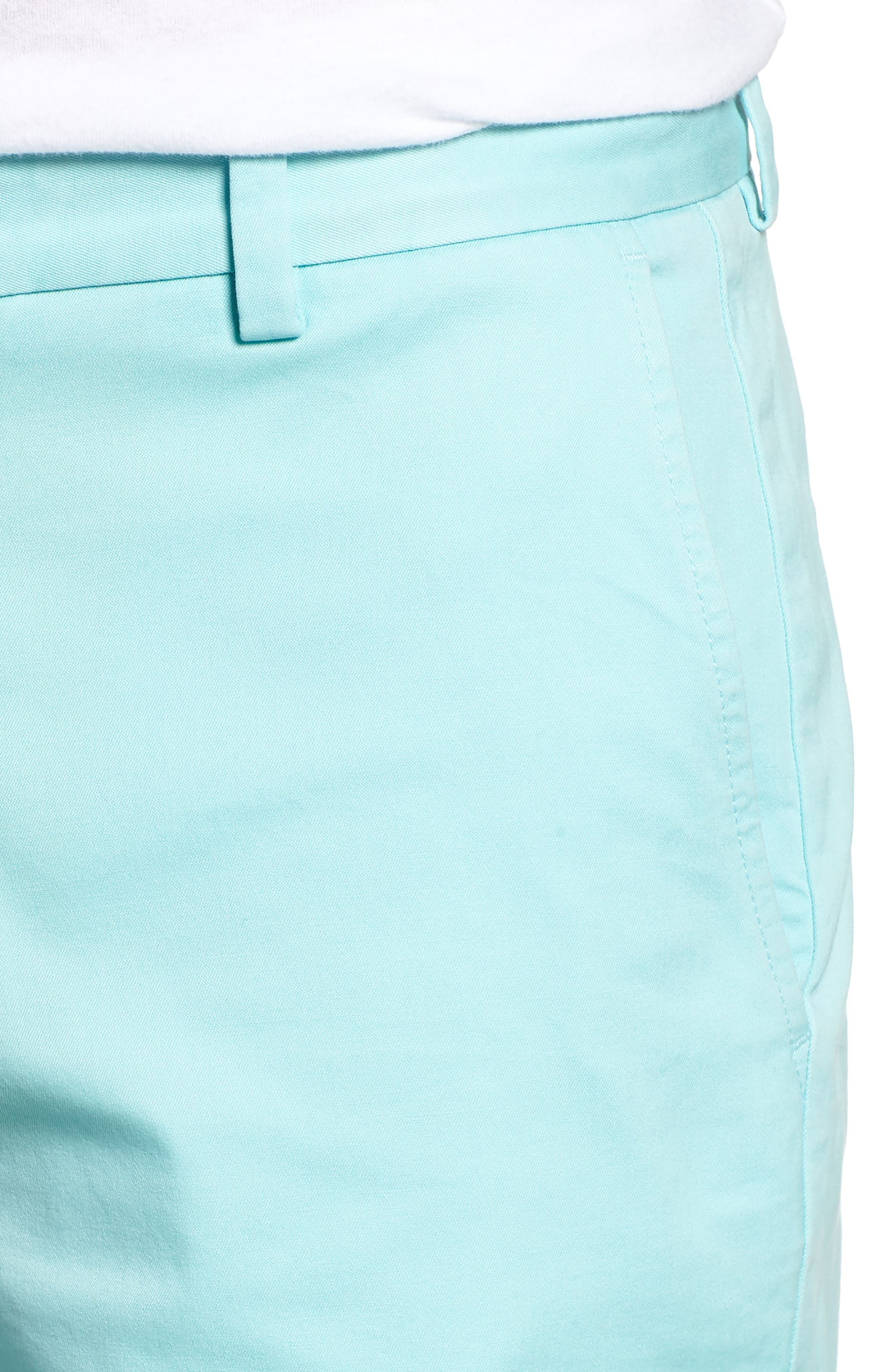 9 Inch Stretch Breaker Shorts,                             Alternate thumbnail 4, color,                             437