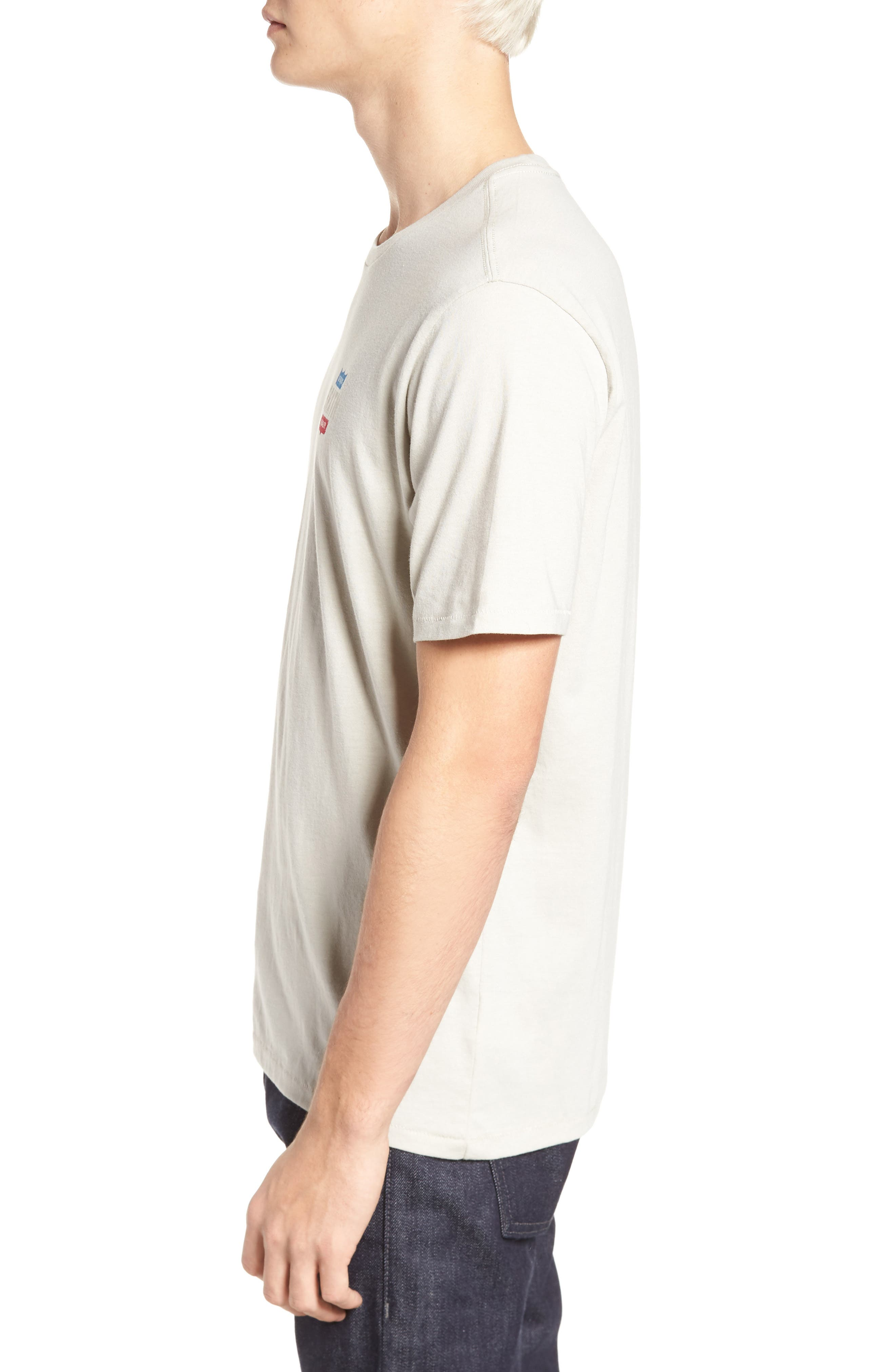 Garth Premium T-Shirt,                             Alternate thumbnail 3, color,                             020