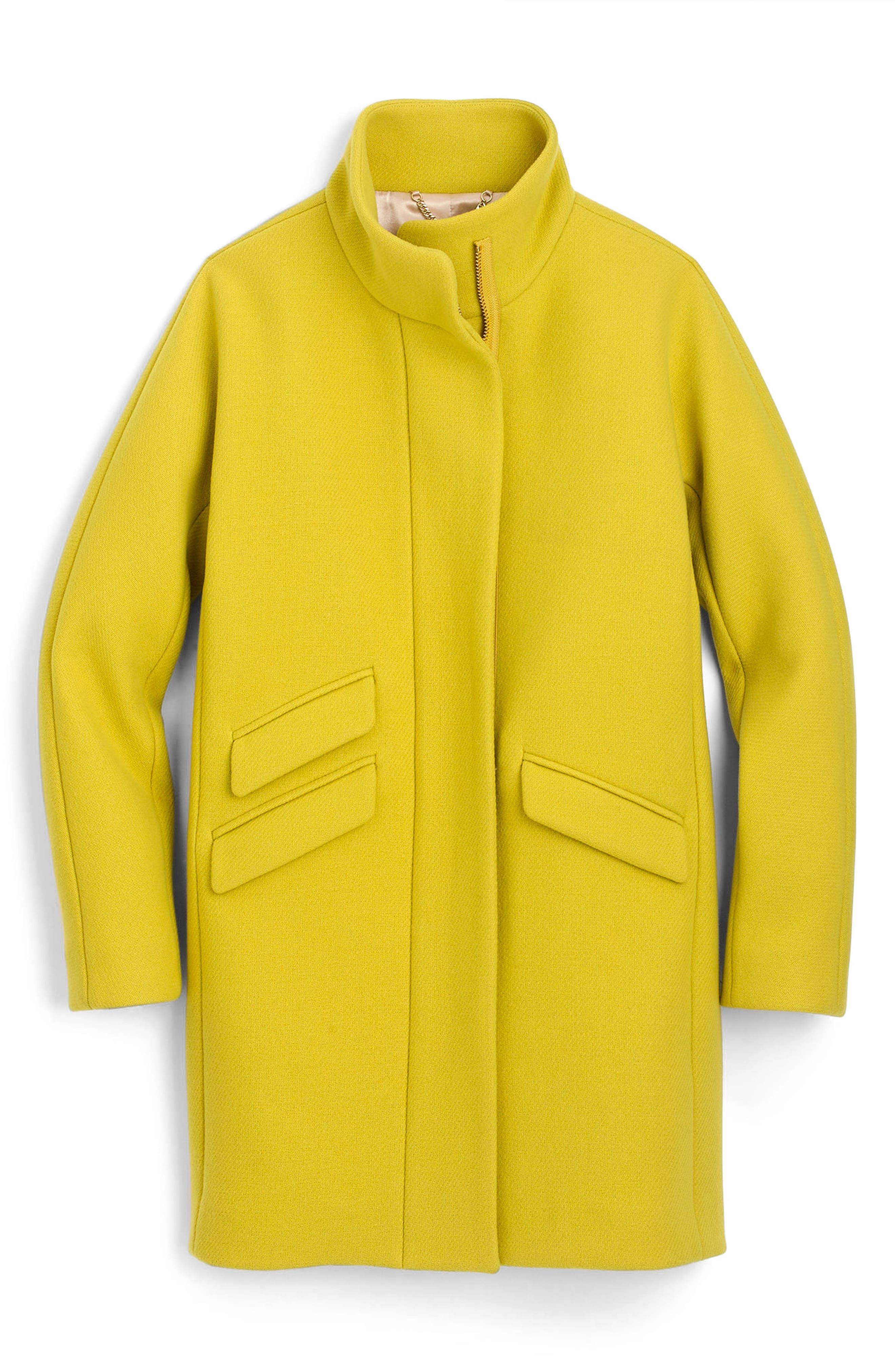 Stadium Cloth Cocoon Coat,                             Main thumbnail 13, color,