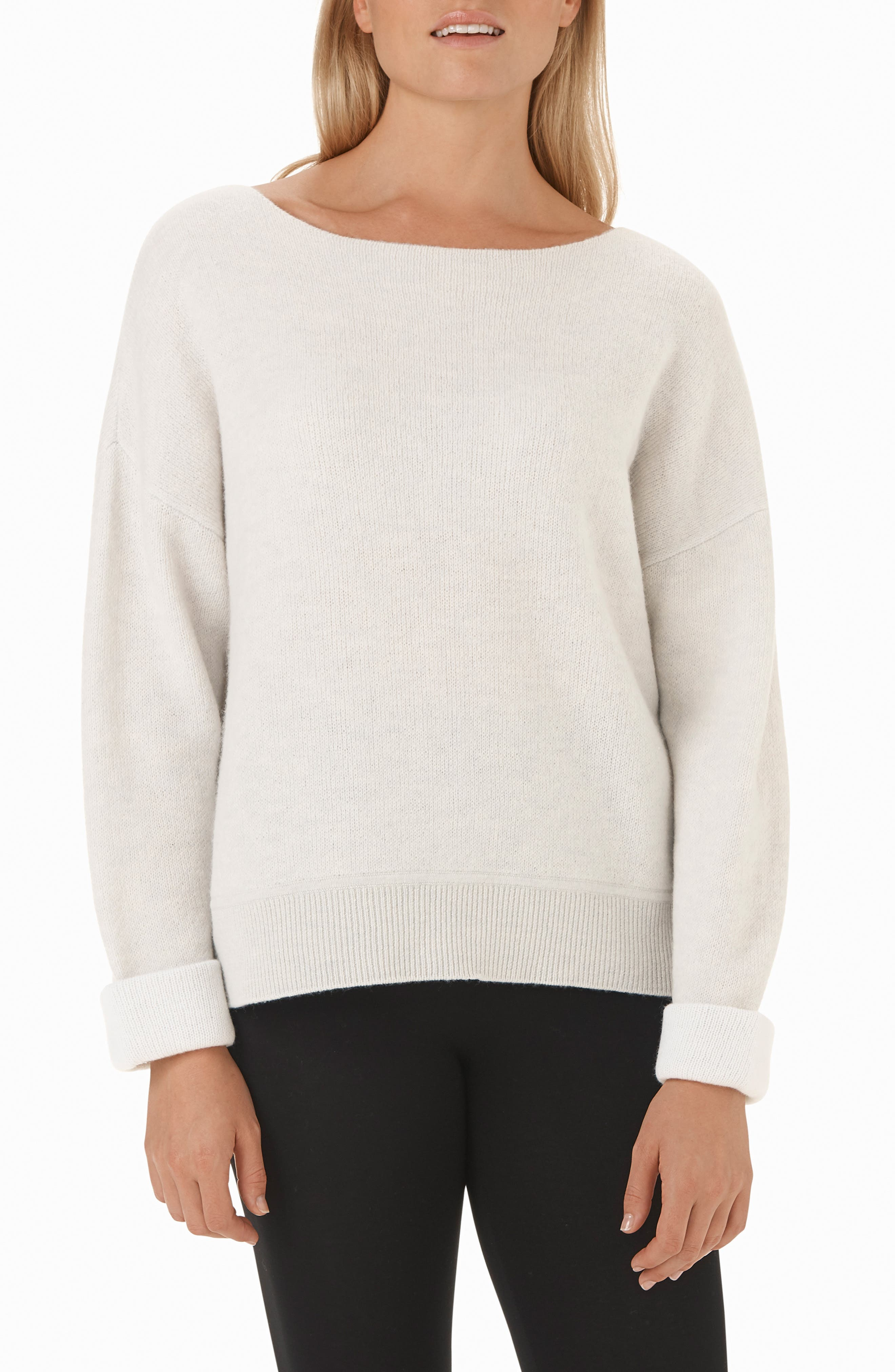 The White Company Wool & Cashmere Pullover Sweater