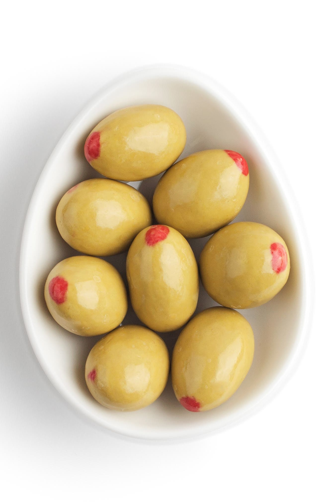 'Martini Olive' Chocolate Covered Almonds,                             Alternate thumbnail 2, color,                             001