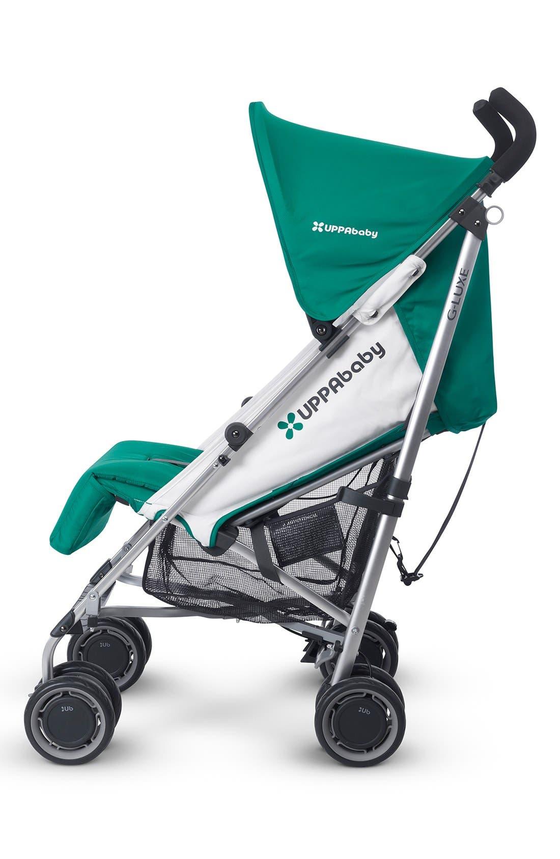 2015 G-LUXE - Aluminum Frame Reclining Umbrella Stroller,                             Alternate thumbnail 8, color,