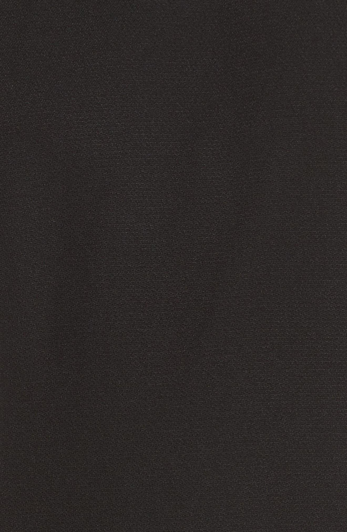KEEPSAKE THE LABEL,                             Mirrors One-Shoulder Asymmetrical Dress,                             Alternate thumbnail 6, color,                             001