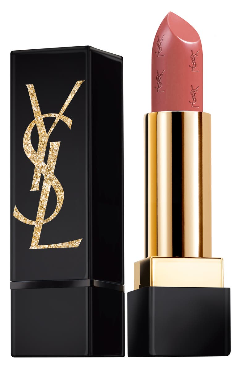 Yves Saint Laurent Rouge Pur Couture Gold Attraction Collection Lipstick (Limited Edition) | Nordstrom