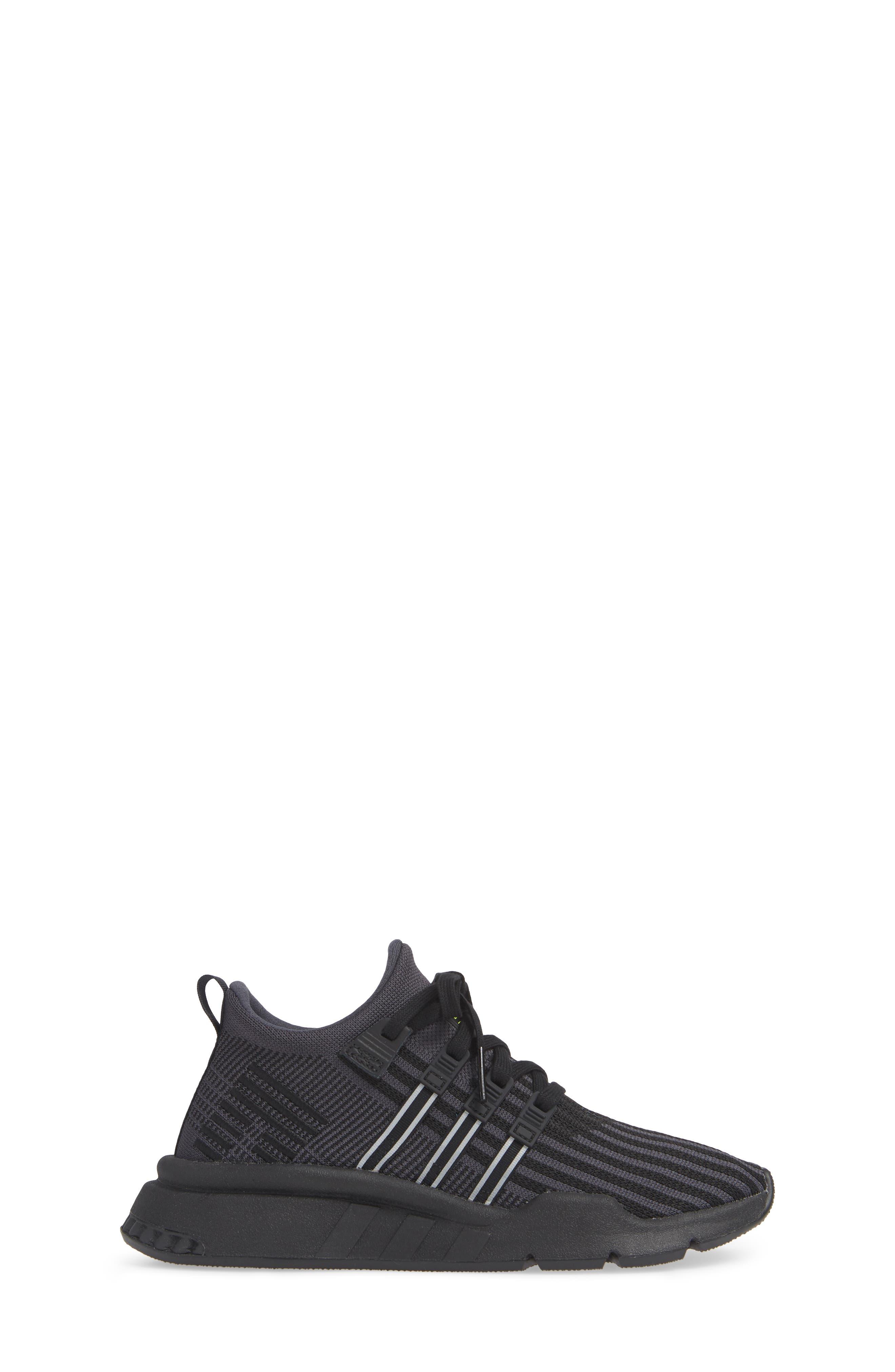 EQT Support Adv Sneaker,                             Alternate thumbnail 3, color,                             001