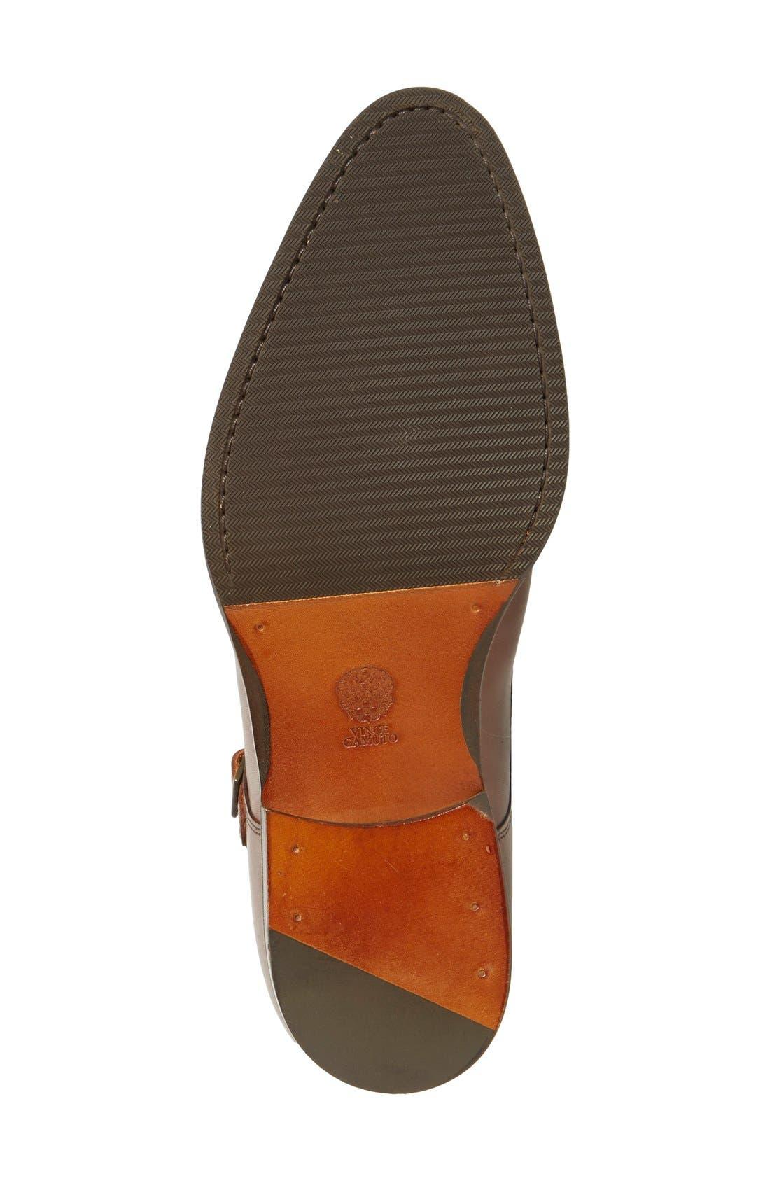 'Briant' Double Monk Strap Shoe,                             Alternate thumbnail 12, color,