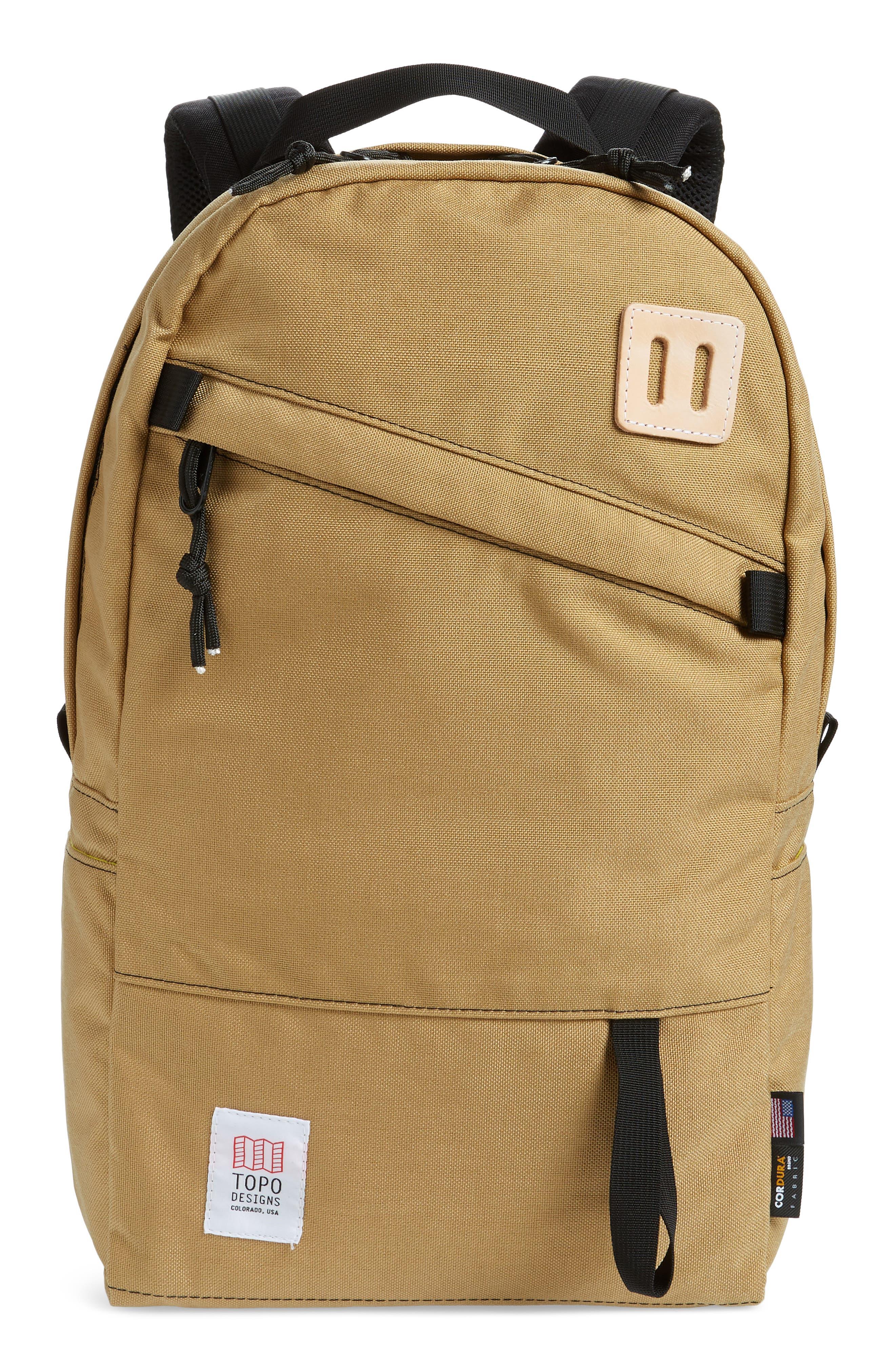 Topo Designs Daypack - Beige