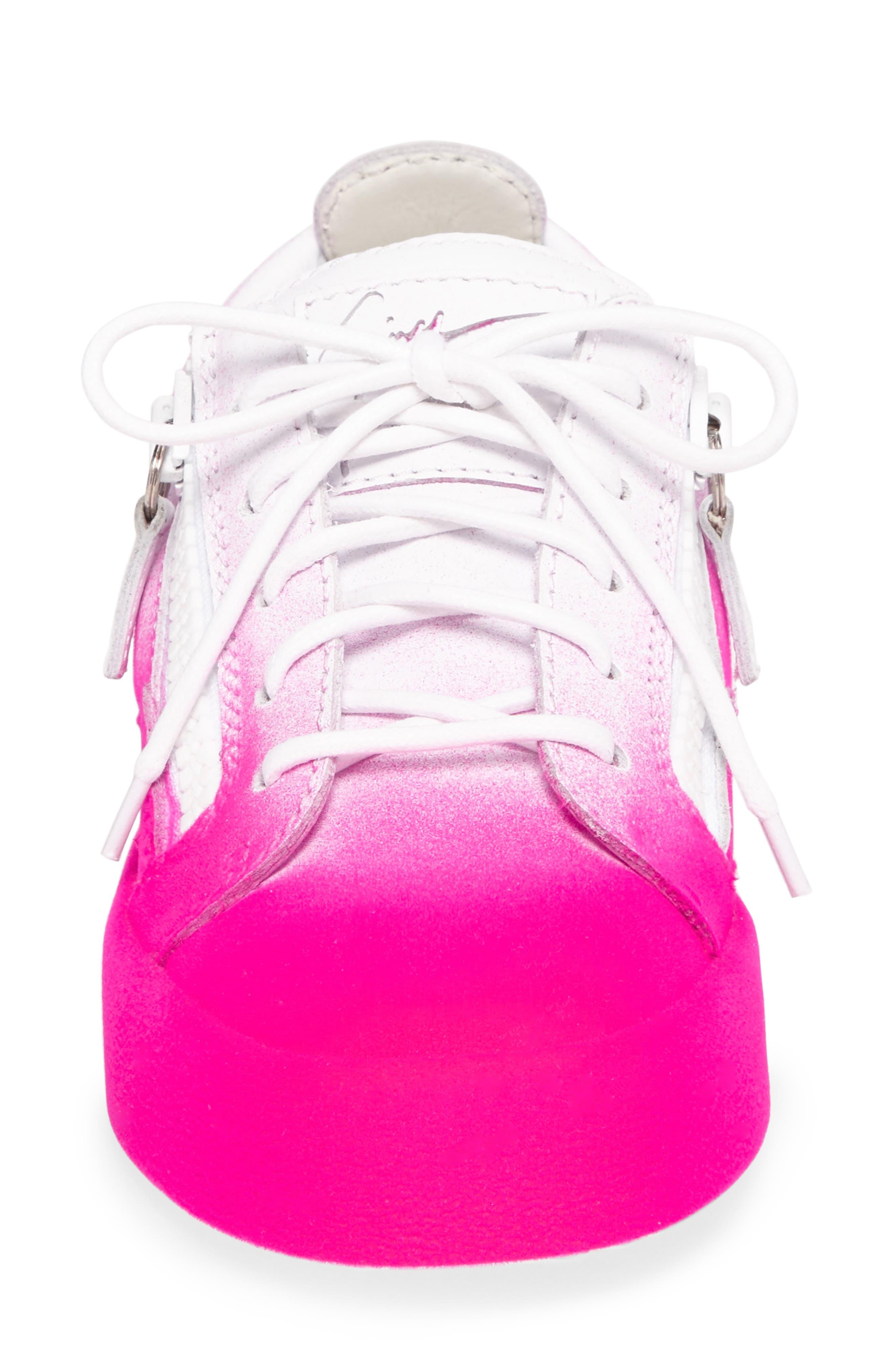 May London Low Top Sneaker,                             Alternate thumbnail 4, color,