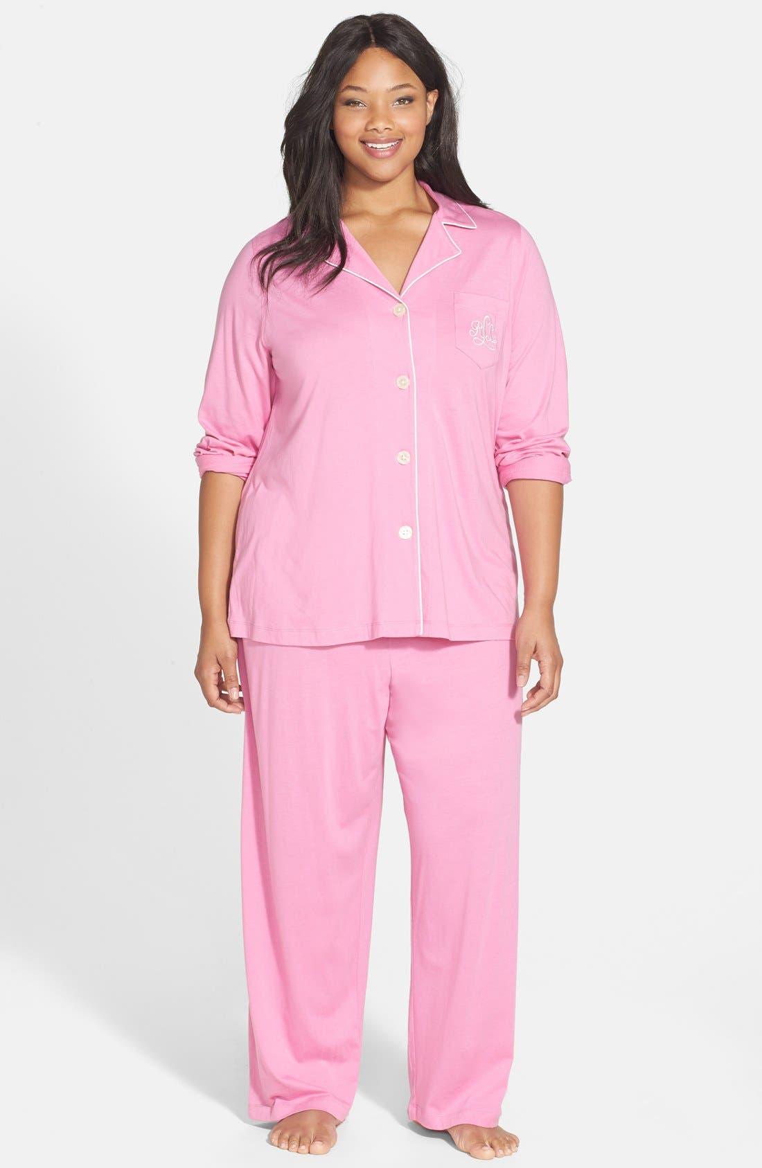 Knit Pajamas,                             Main thumbnail 12, color,