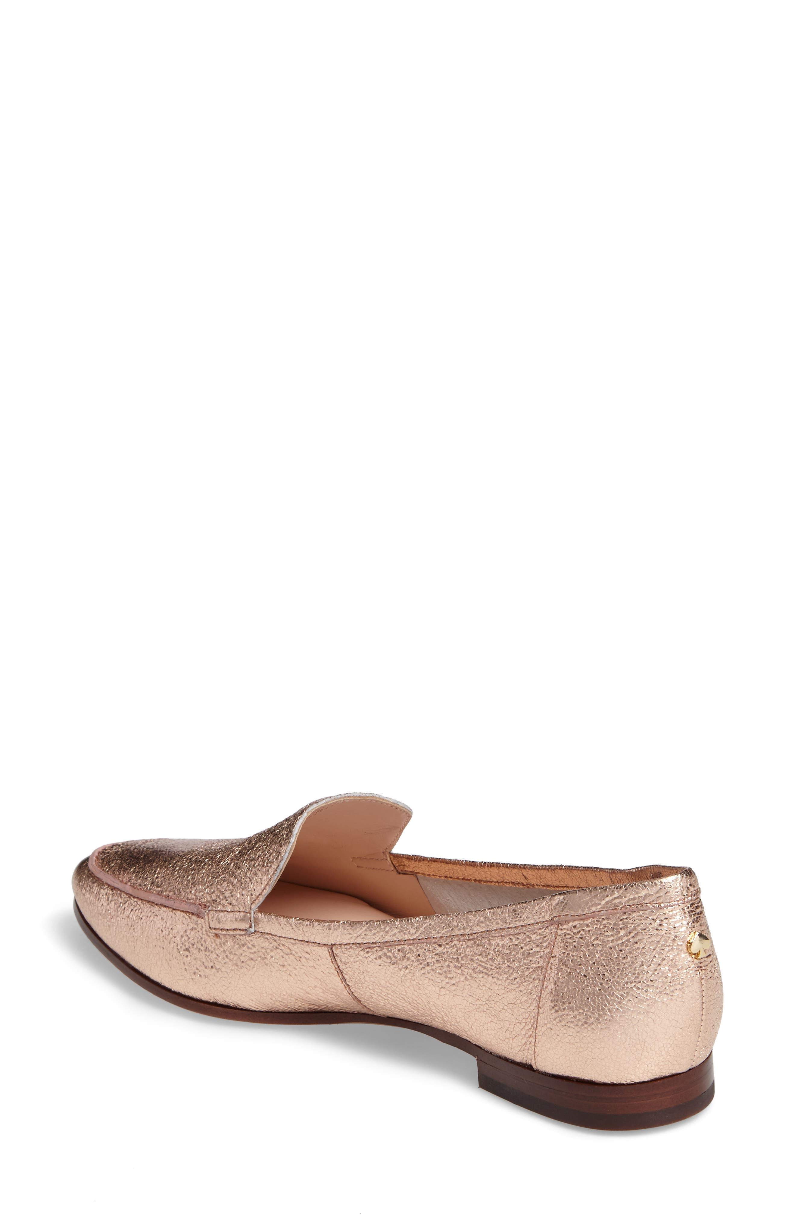 'carima' loafer flat,                             Alternate thumbnail 40, color,