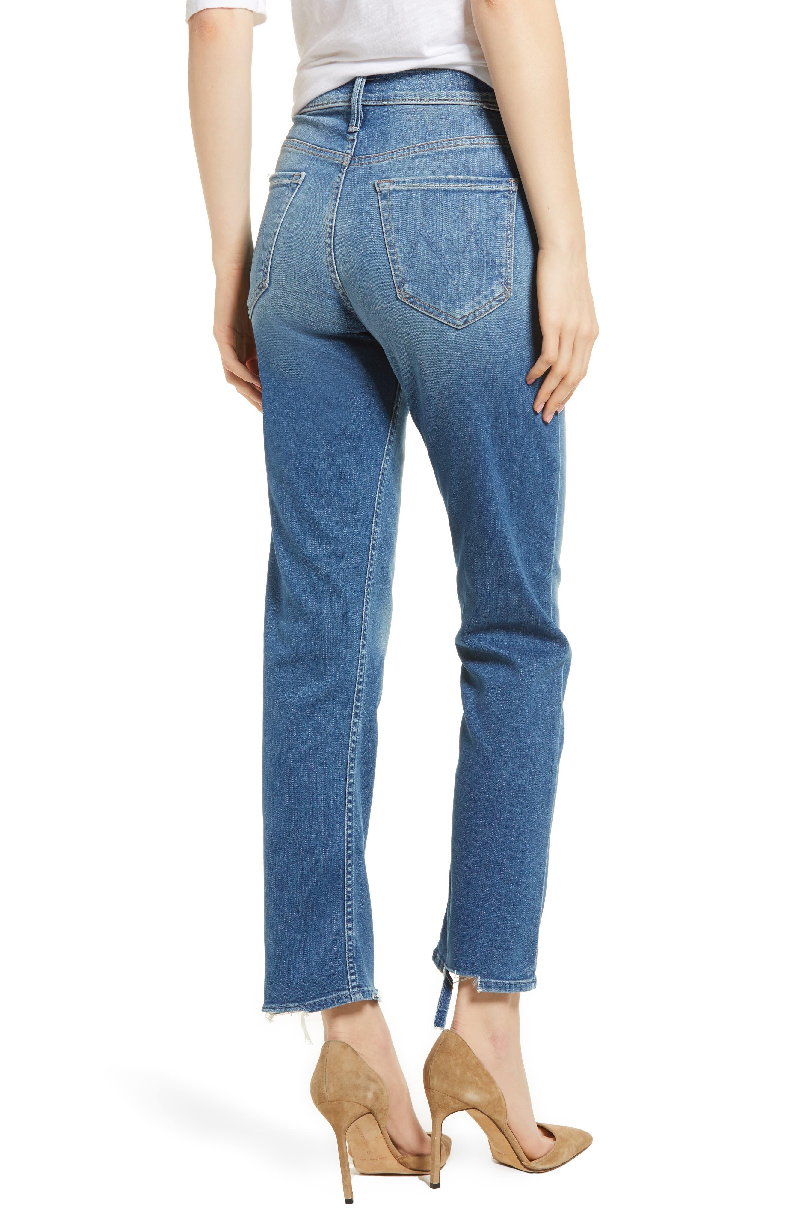 The Tomcat Ankle Straight Leg Jeans,                             Alternate thumbnail 2, color,