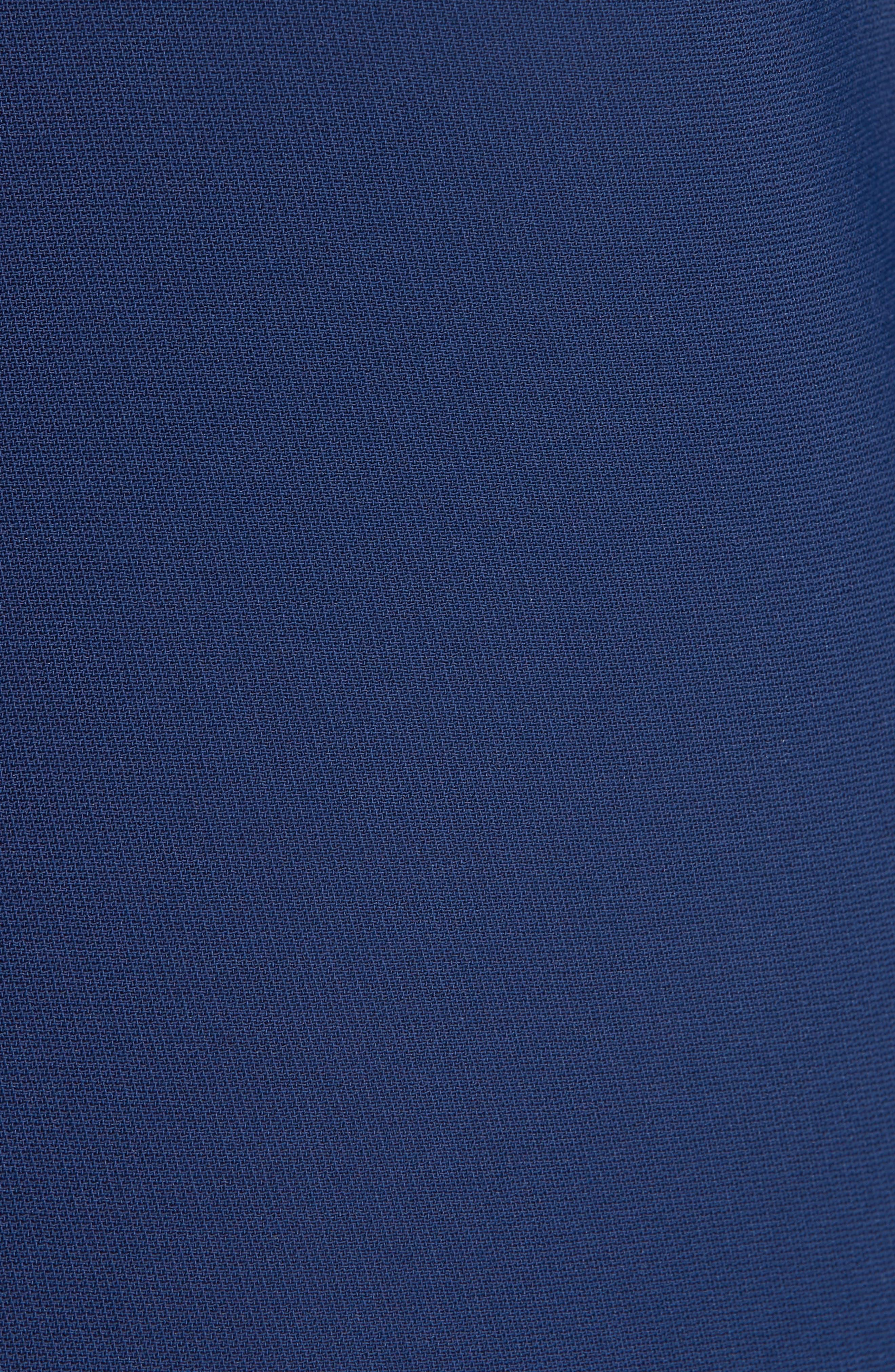 Kilkenny Frill Sleeve Minidress,                             Alternate thumbnail 5, color,                             400