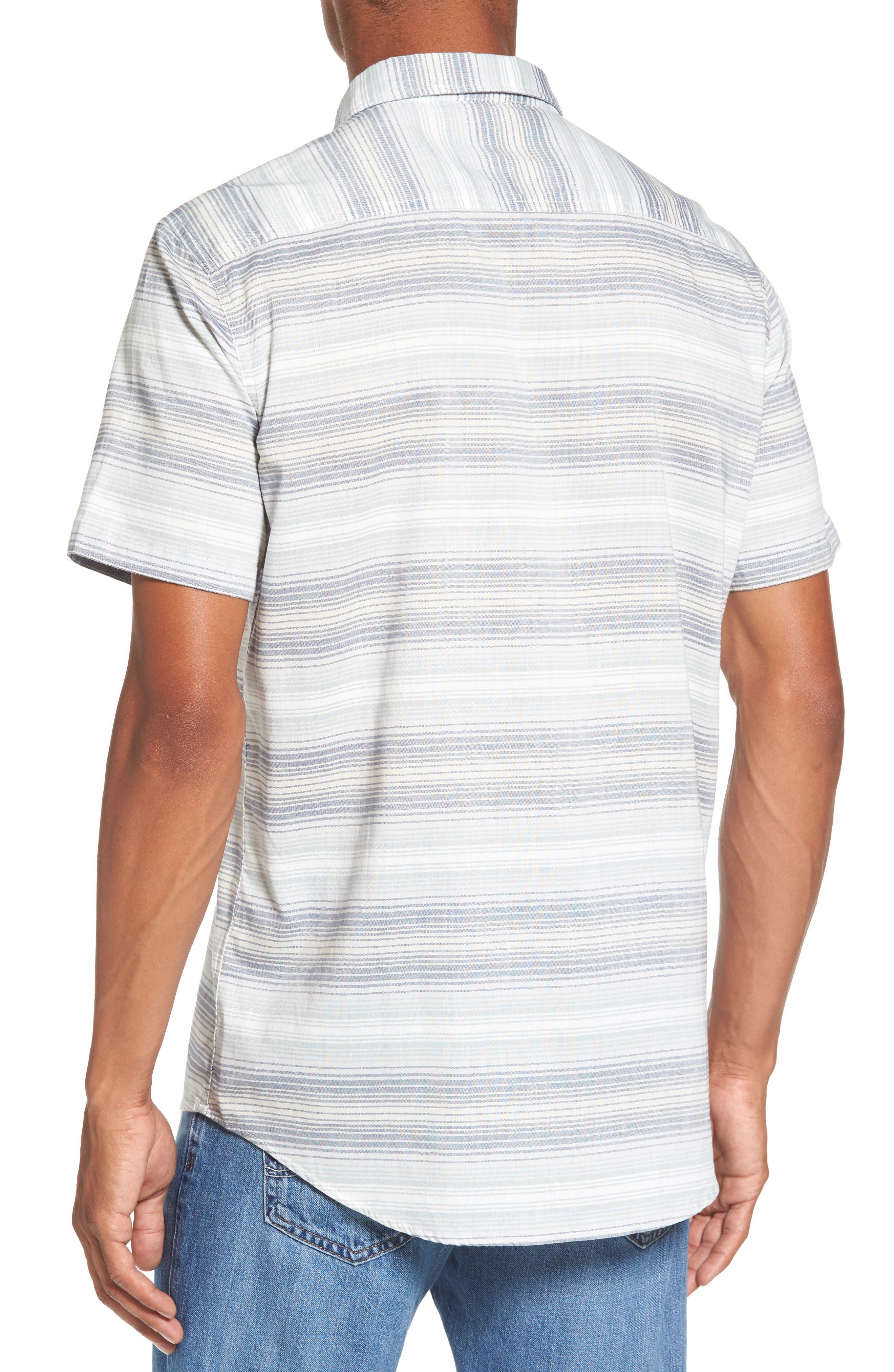 Aventail Stripe Shirt,                             Alternate thumbnail 3, color,