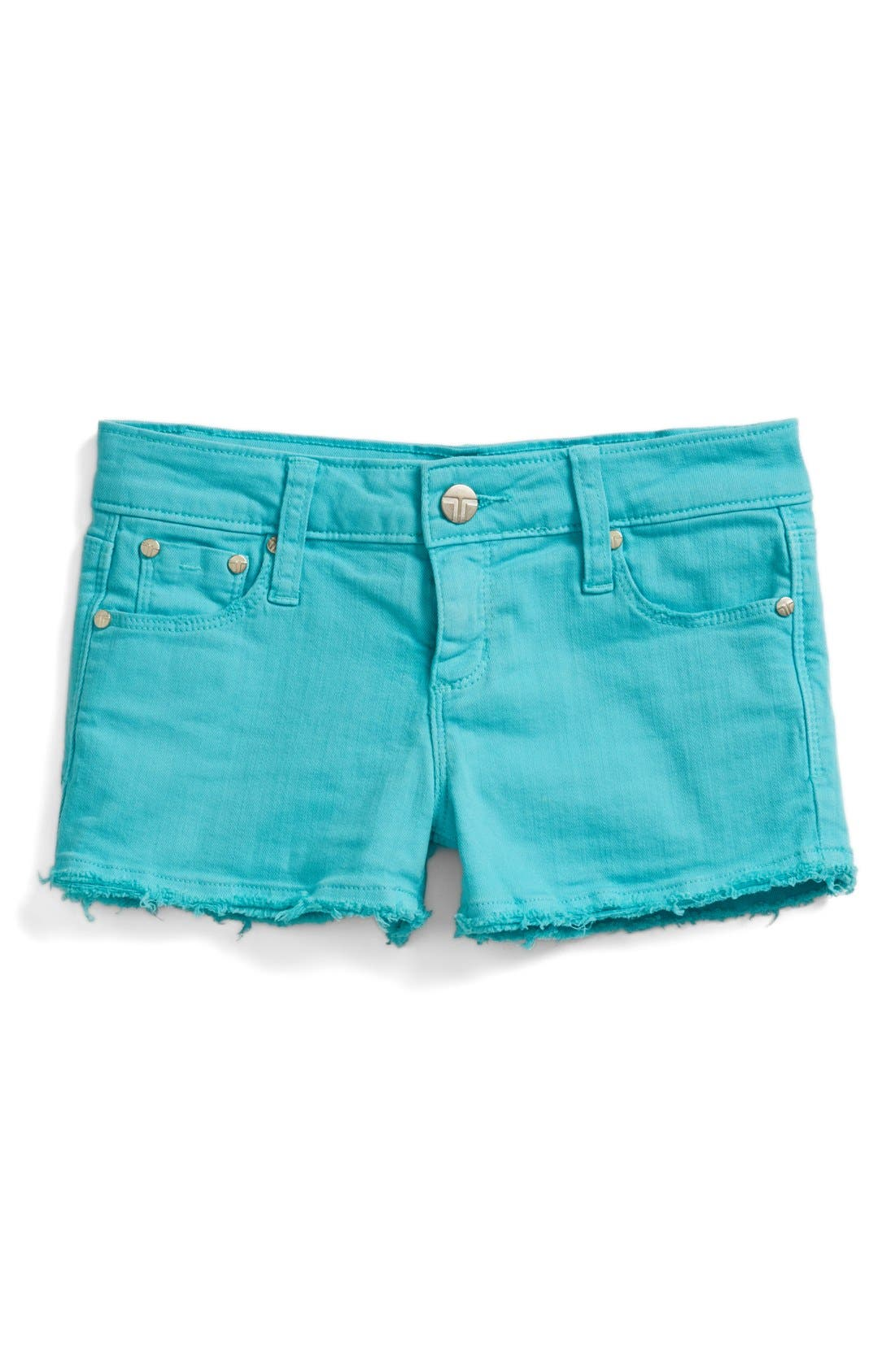 Frayed Shorts,                             Alternate thumbnail 2, color,                             400