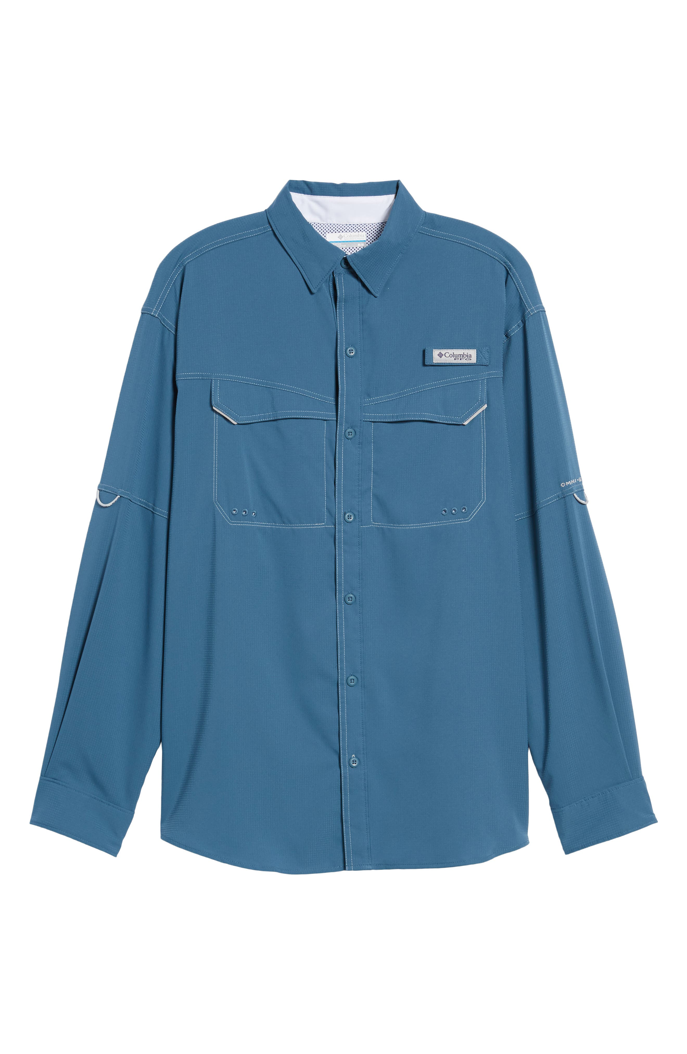 Low Drag Offshore Woven Shirt,                             Alternate thumbnail 58, color,