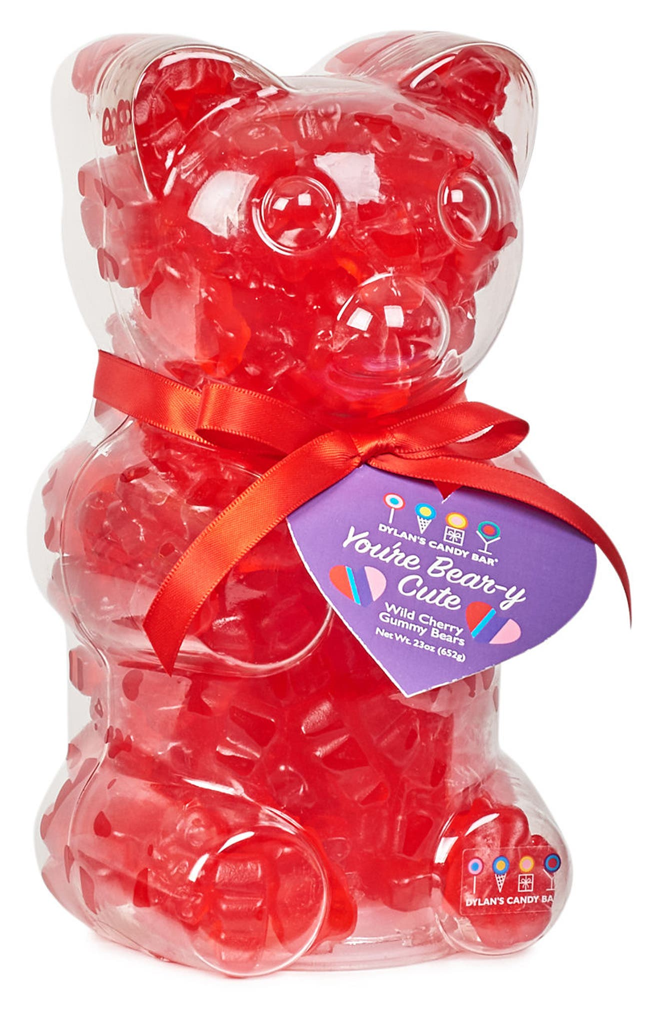 You're Beary Cute Filled Gummy Bear,                             Alternate thumbnail 3, color,