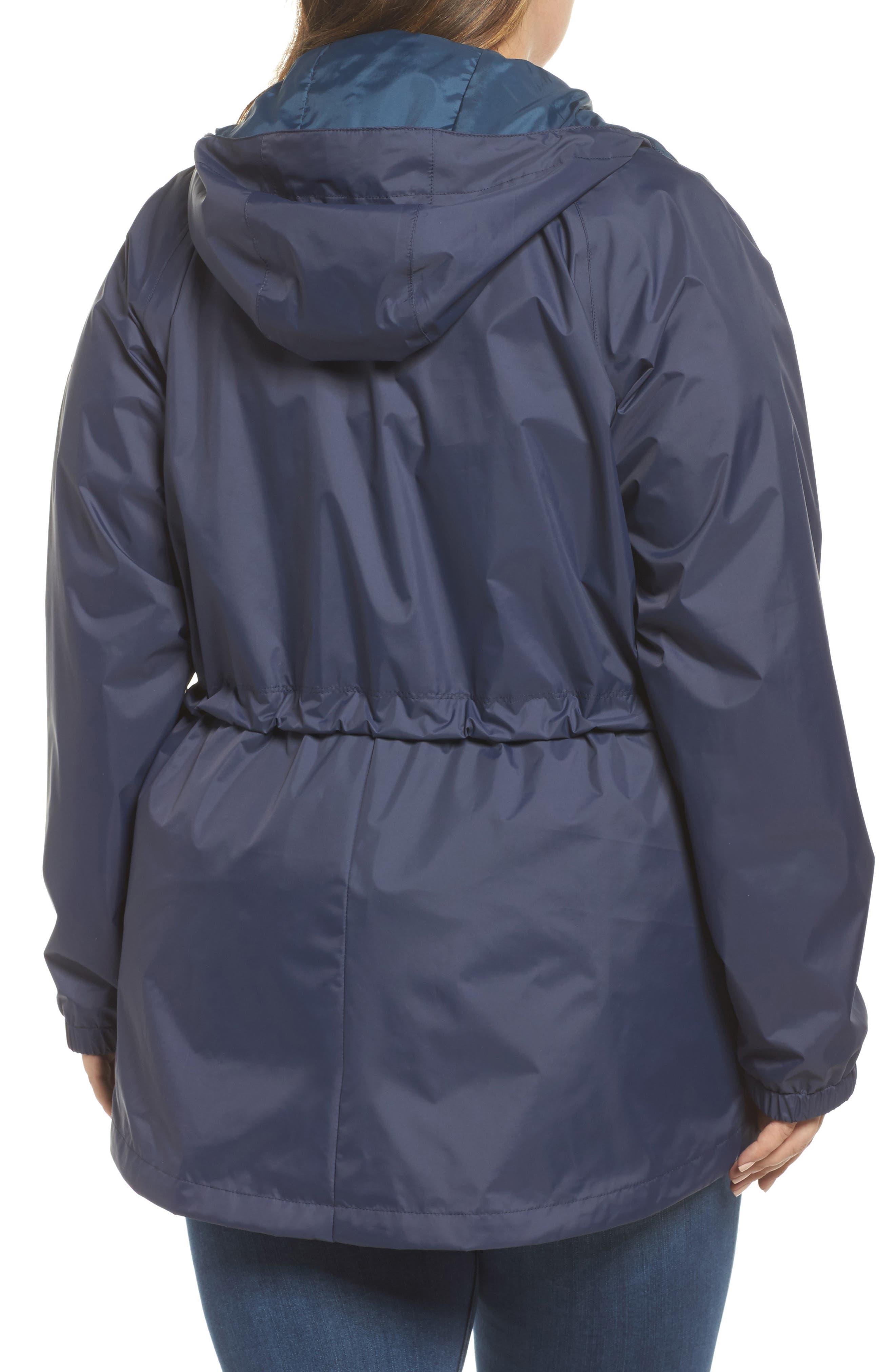 'Arcadia' Hooded Waterproof Casual Jacket,                             Alternate thumbnail 11, color,