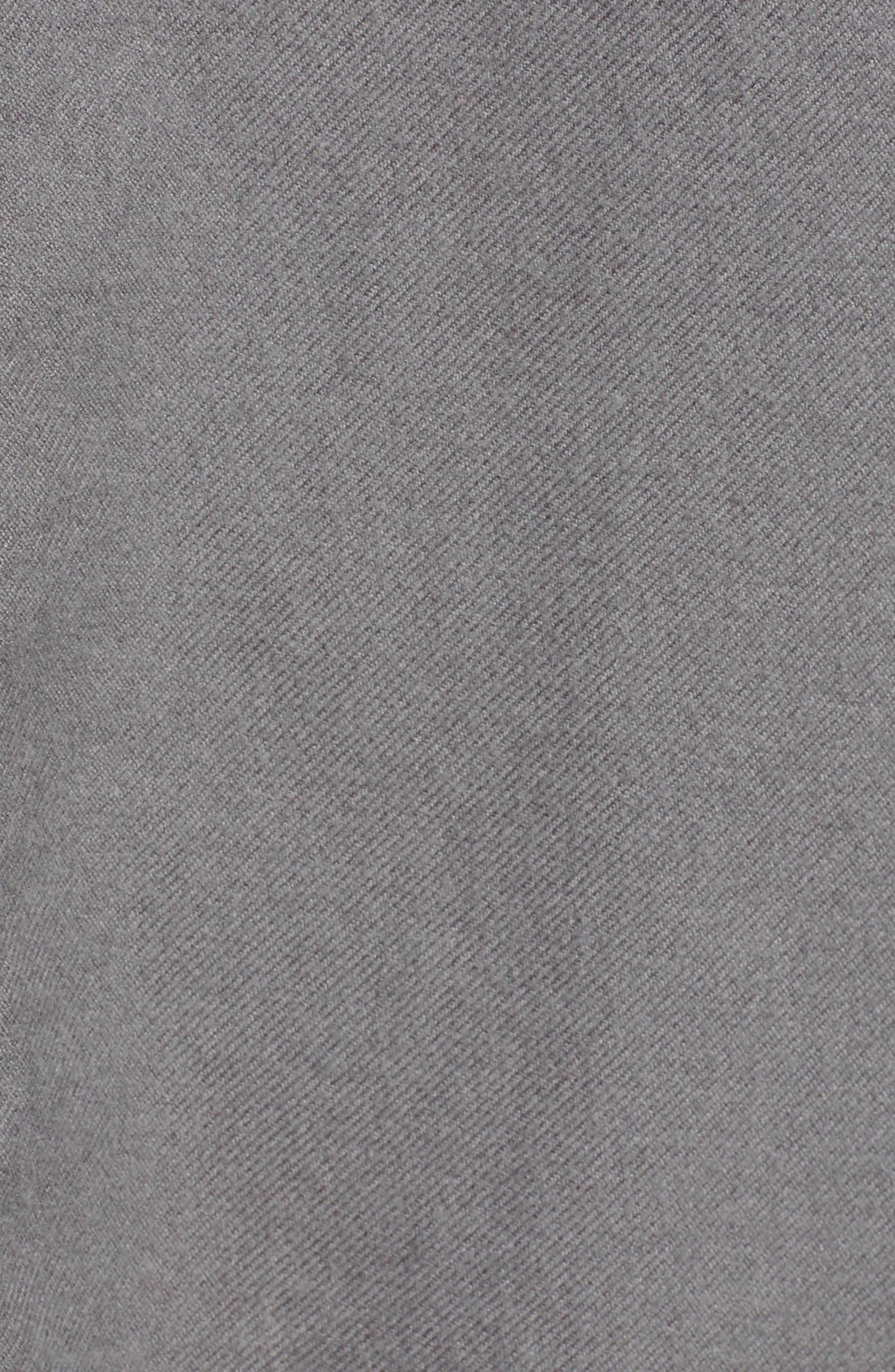 Bonfire Beach Flannel Shirt,                             Alternate thumbnail 5, color,                             CAVE