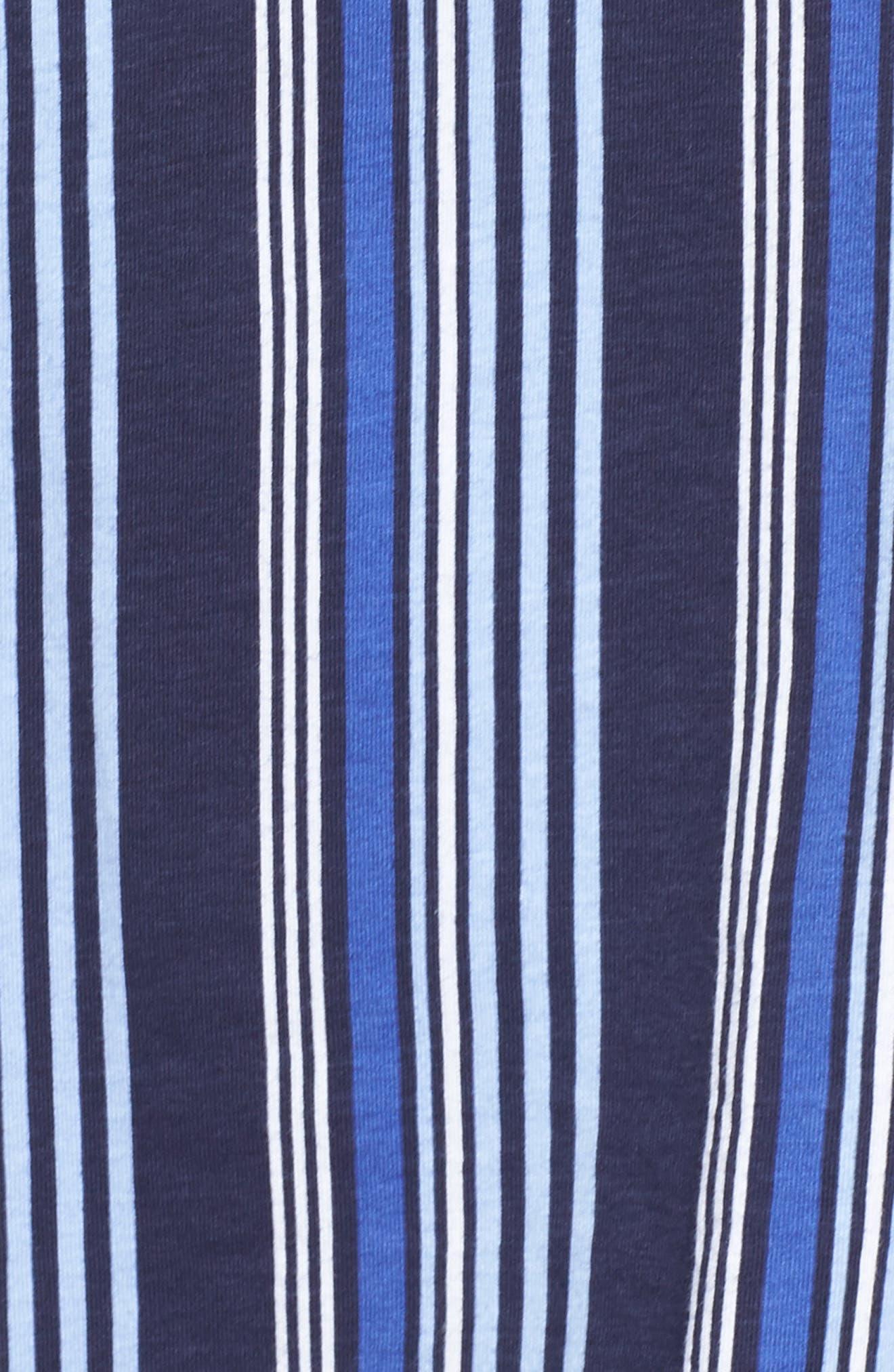 Stripe Pajamas,                             Alternate thumbnail 5, color,                             486