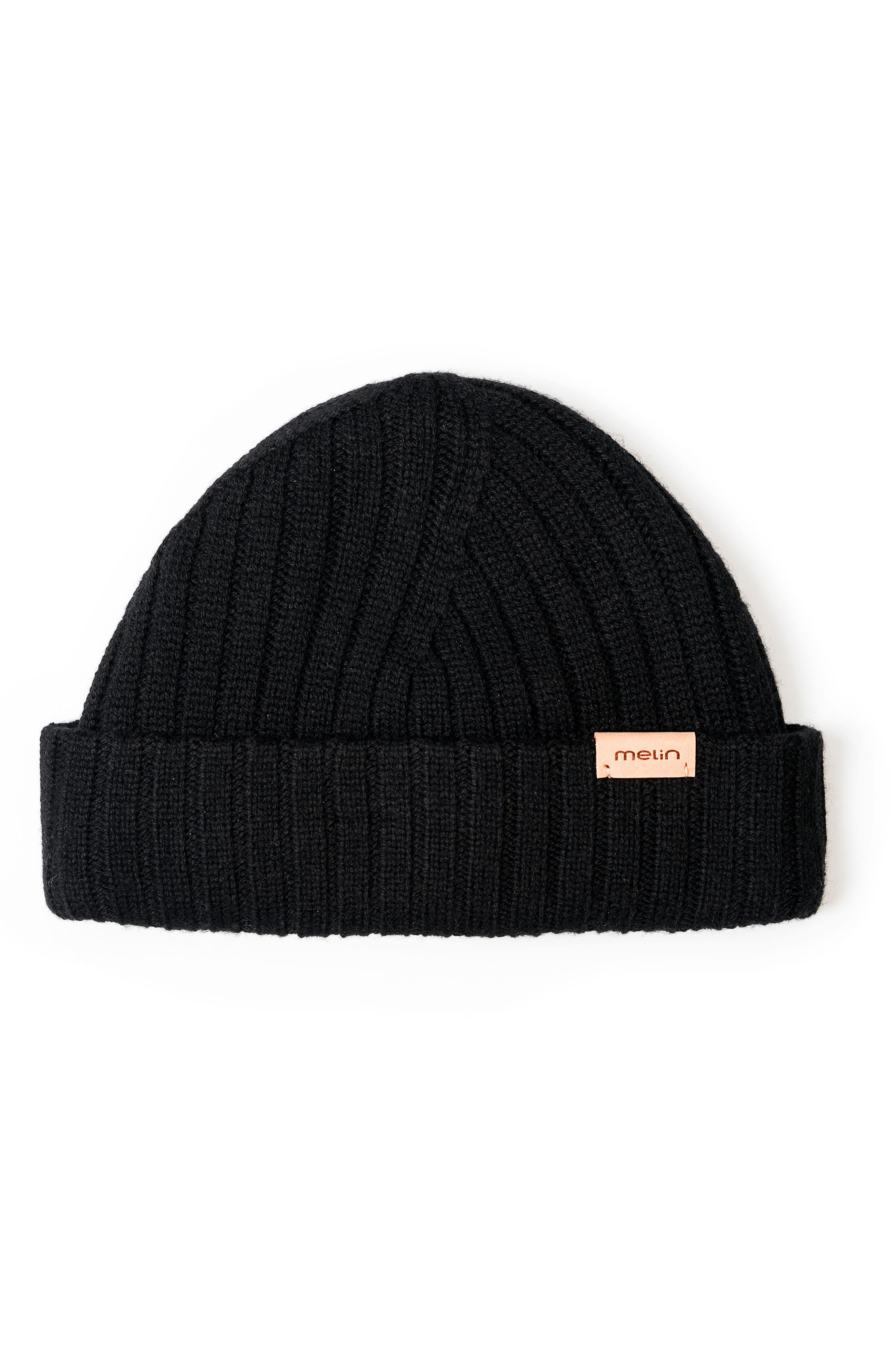 All Day Beanie,                         Main,                         color, BLACK