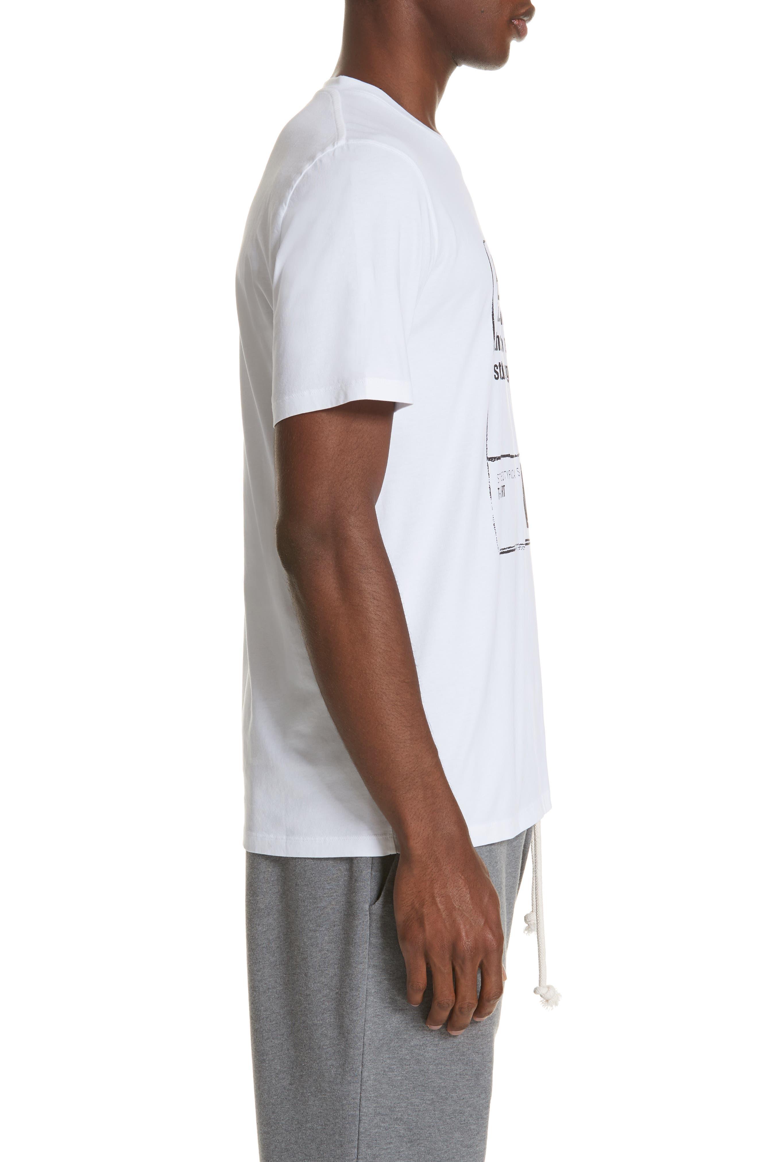 Stereotype T-Shirt,                             Alternate thumbnail 3, color,                             100