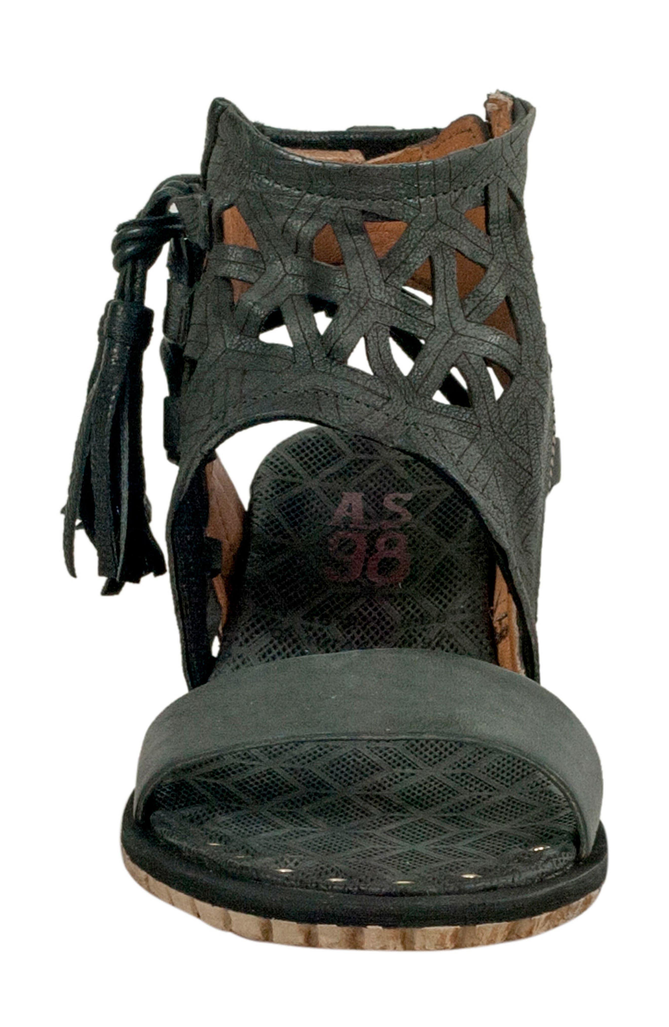 Petrona Ankle Shield Sandal,                             Alternate thumbnail 4, color,                             095