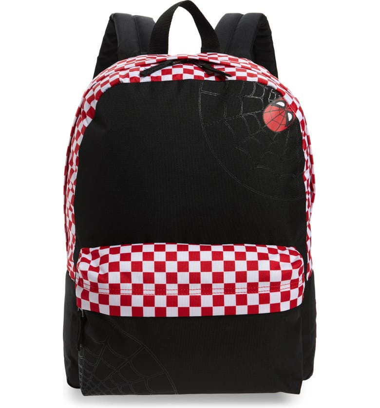 VANS x Marvel sup ®  sup  Spidey Realm Backpack b9f0fe6d05c1e