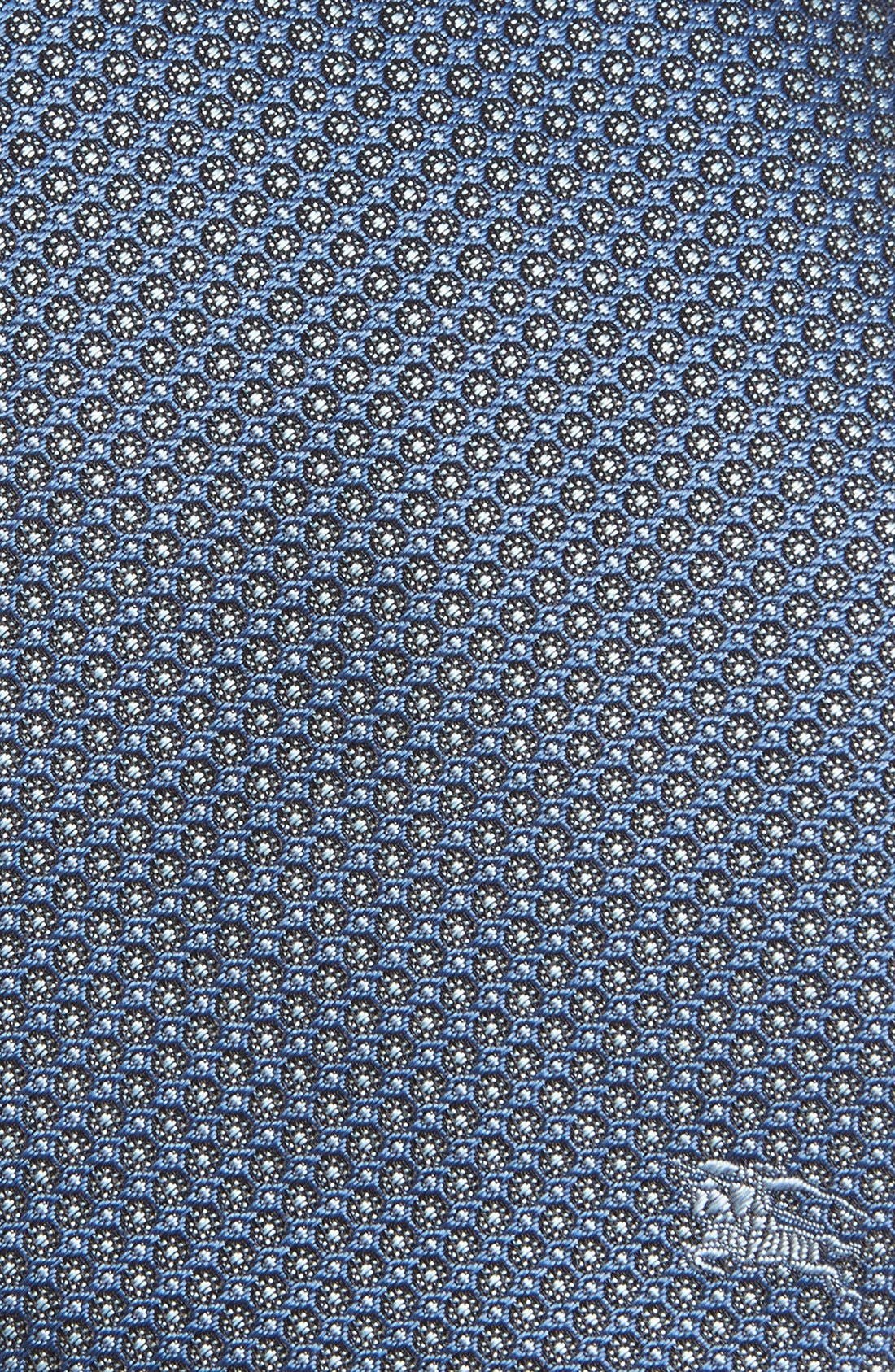 London 'Clinton' Medallion Silk Tie,                             Alternate thumbnail 6, color,