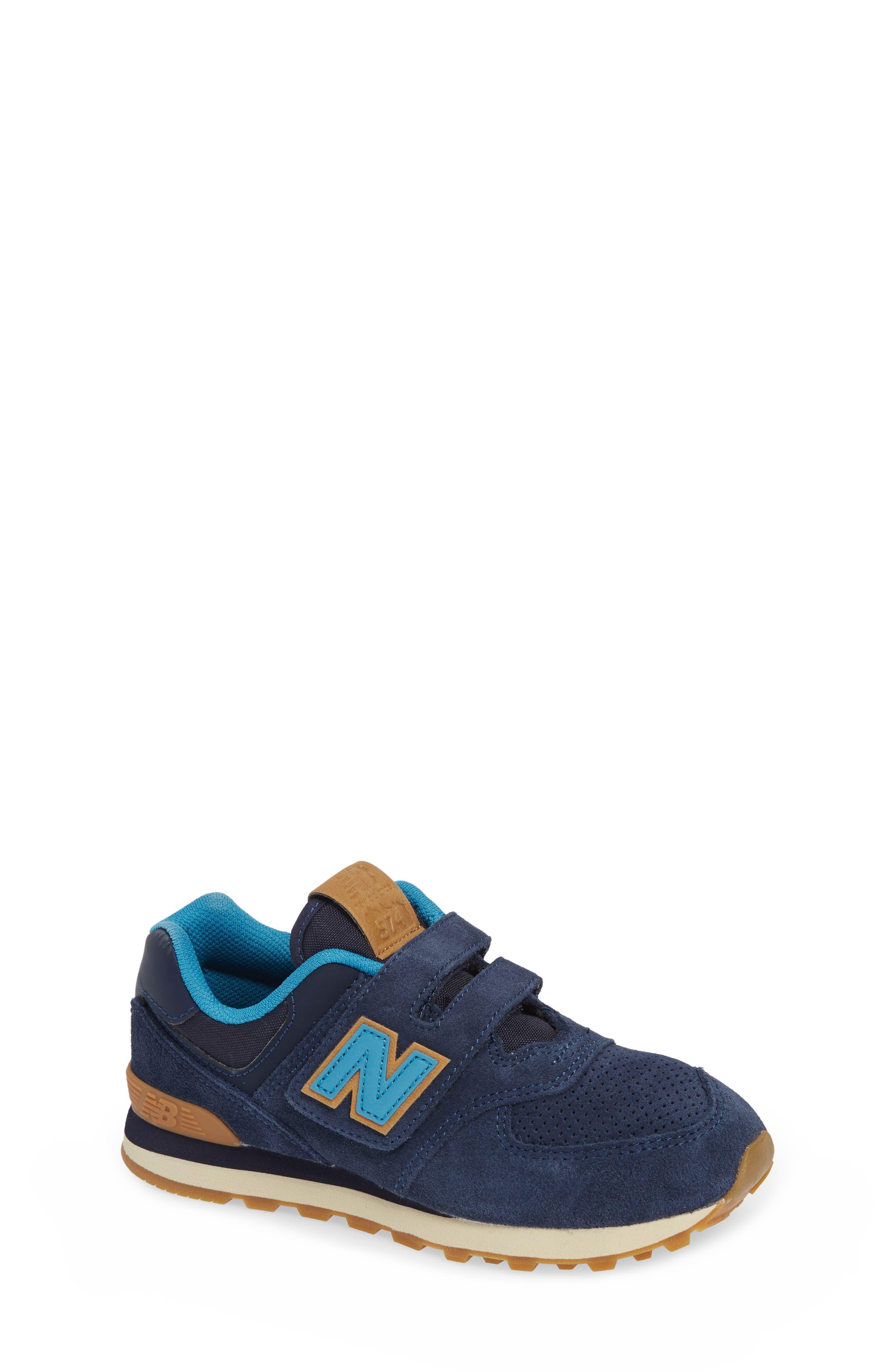 574 Sneaker,                         Main,                         color, PIGMENT