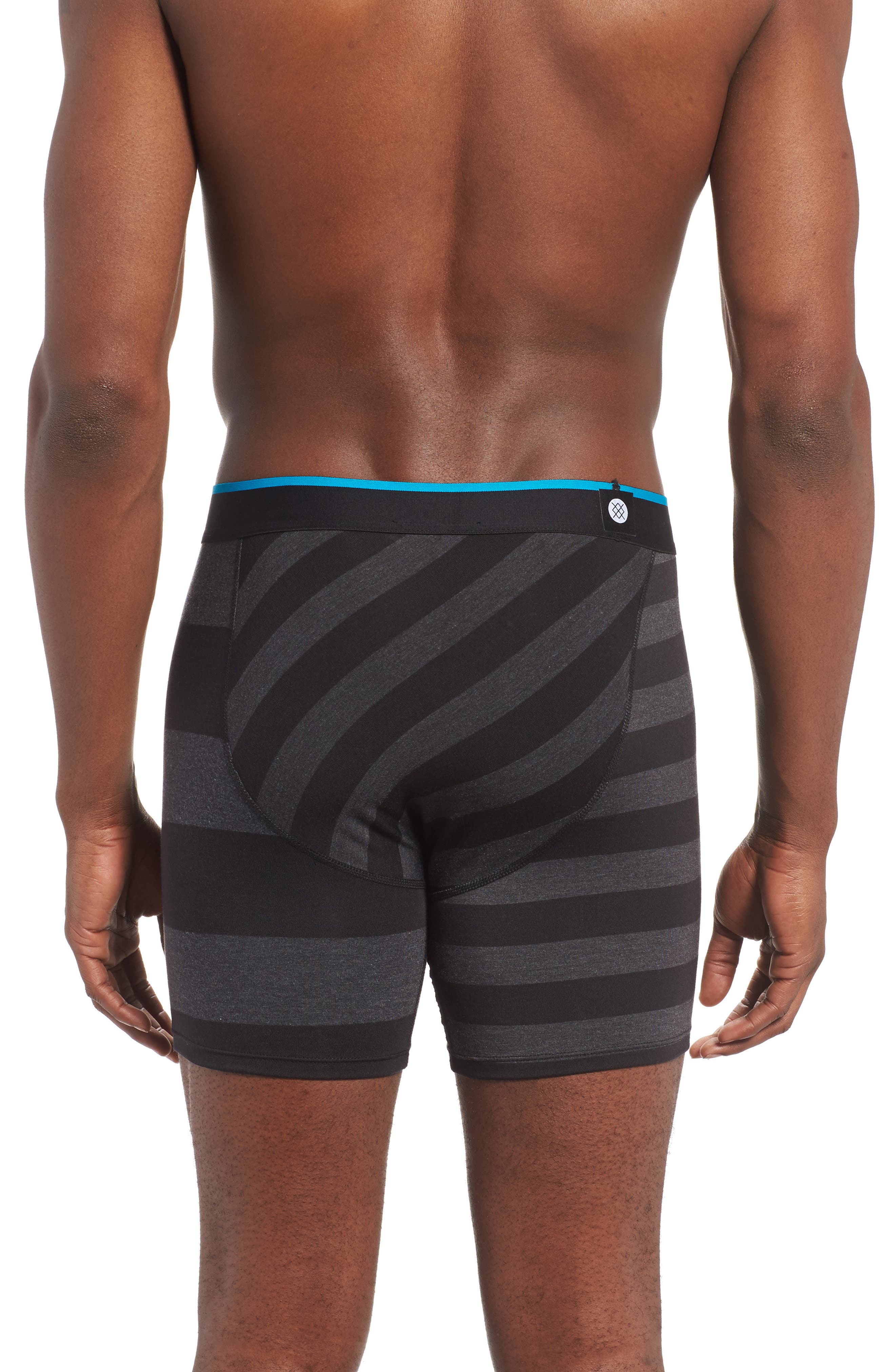 The Basilone - Mariner Stretch Modal Boxer Briefs,                             Alternate thumbnail 2, color,                             001