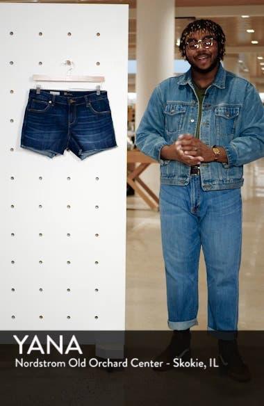 Gidget Denim Cutoff Shorts, sales video thumbnail